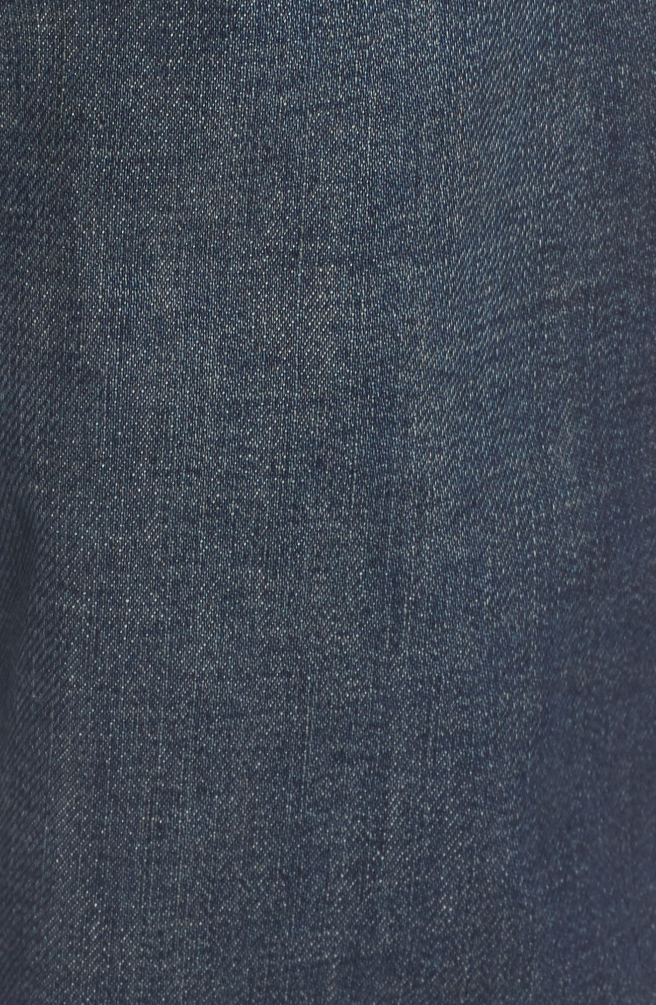 Alternate Image 5  - Hudson Jeans Blake Slim Fit Jeans (Crusher)