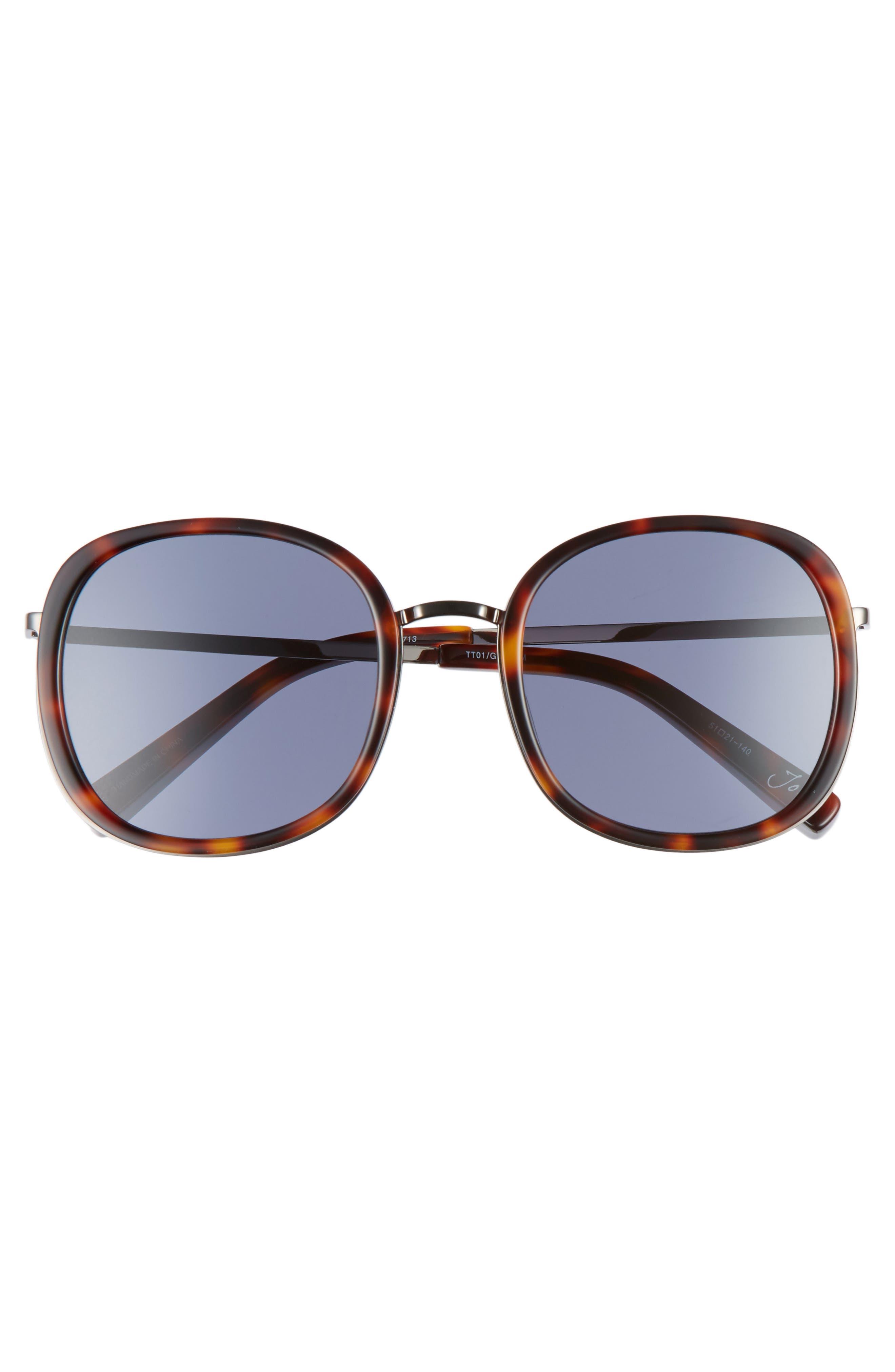 Alternate Image 3  - Elizabeth and James Jones 51mm Round Sunglasses