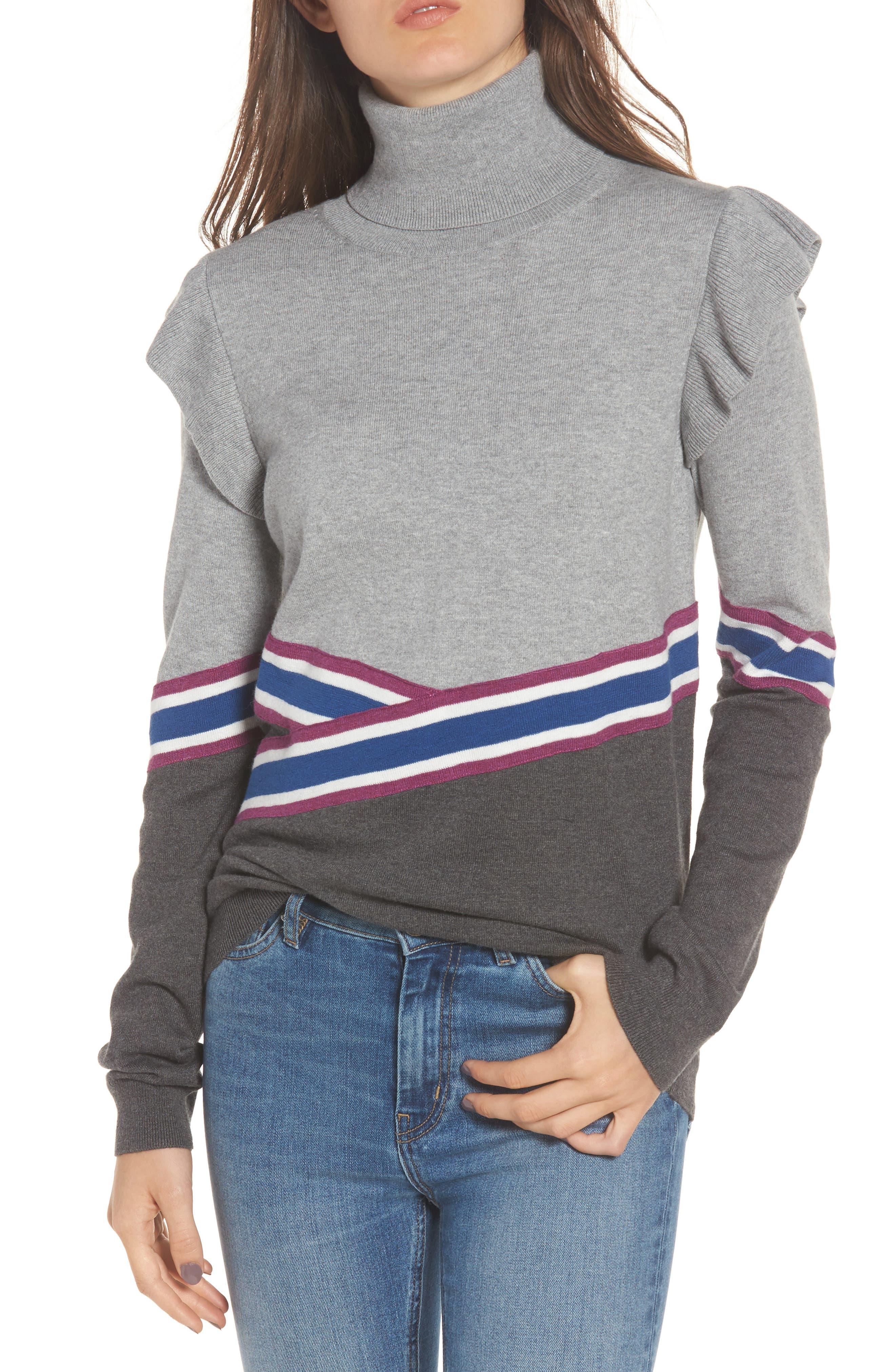 Women's Hinge Turtleneck Sweaters: Sale   Nordstrom