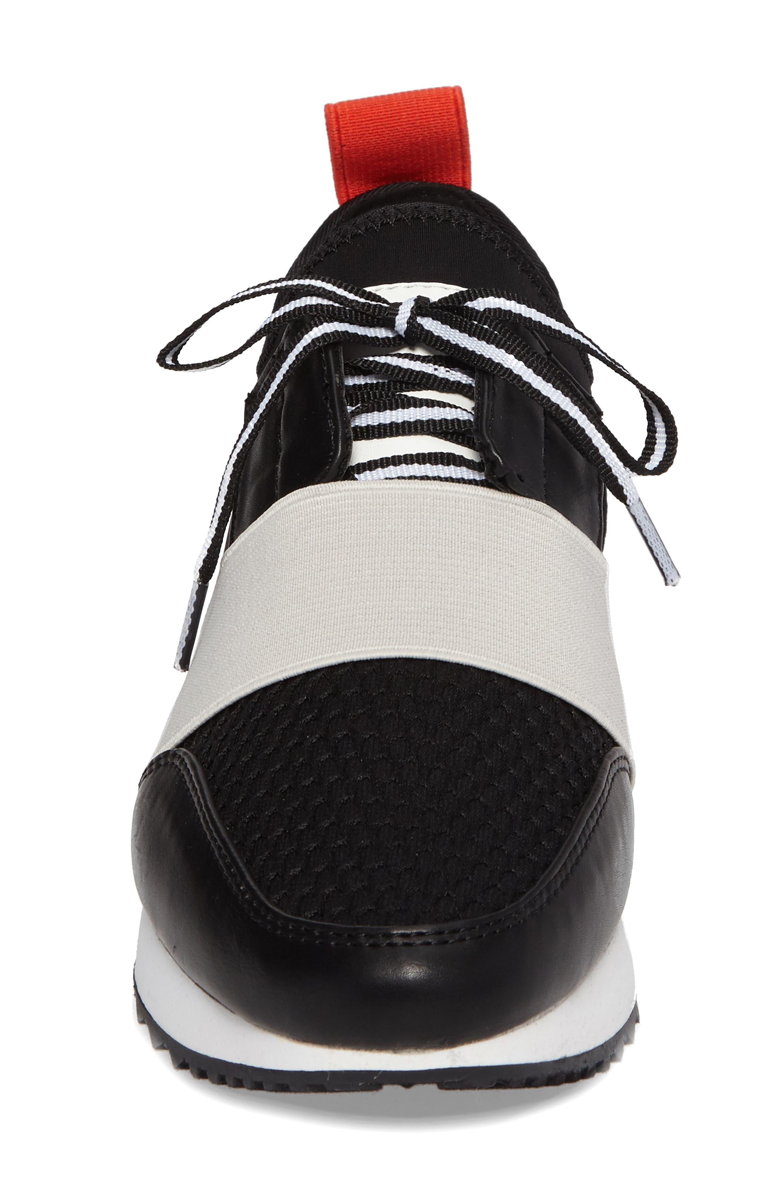 Alternate Image 4  - Steve Madden Antics Sneaker (Women)