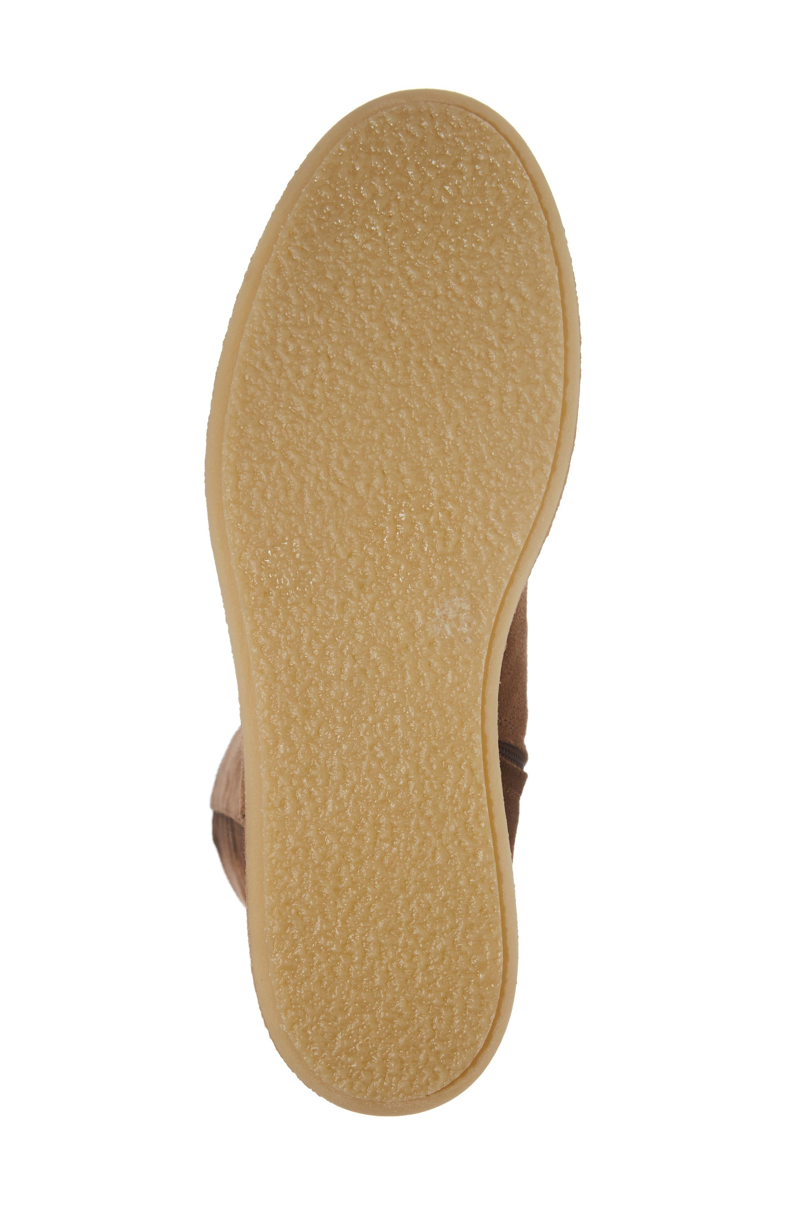 Nerola Knee High Boot,                             Alternate thumbnail 6, color,                             Sahara