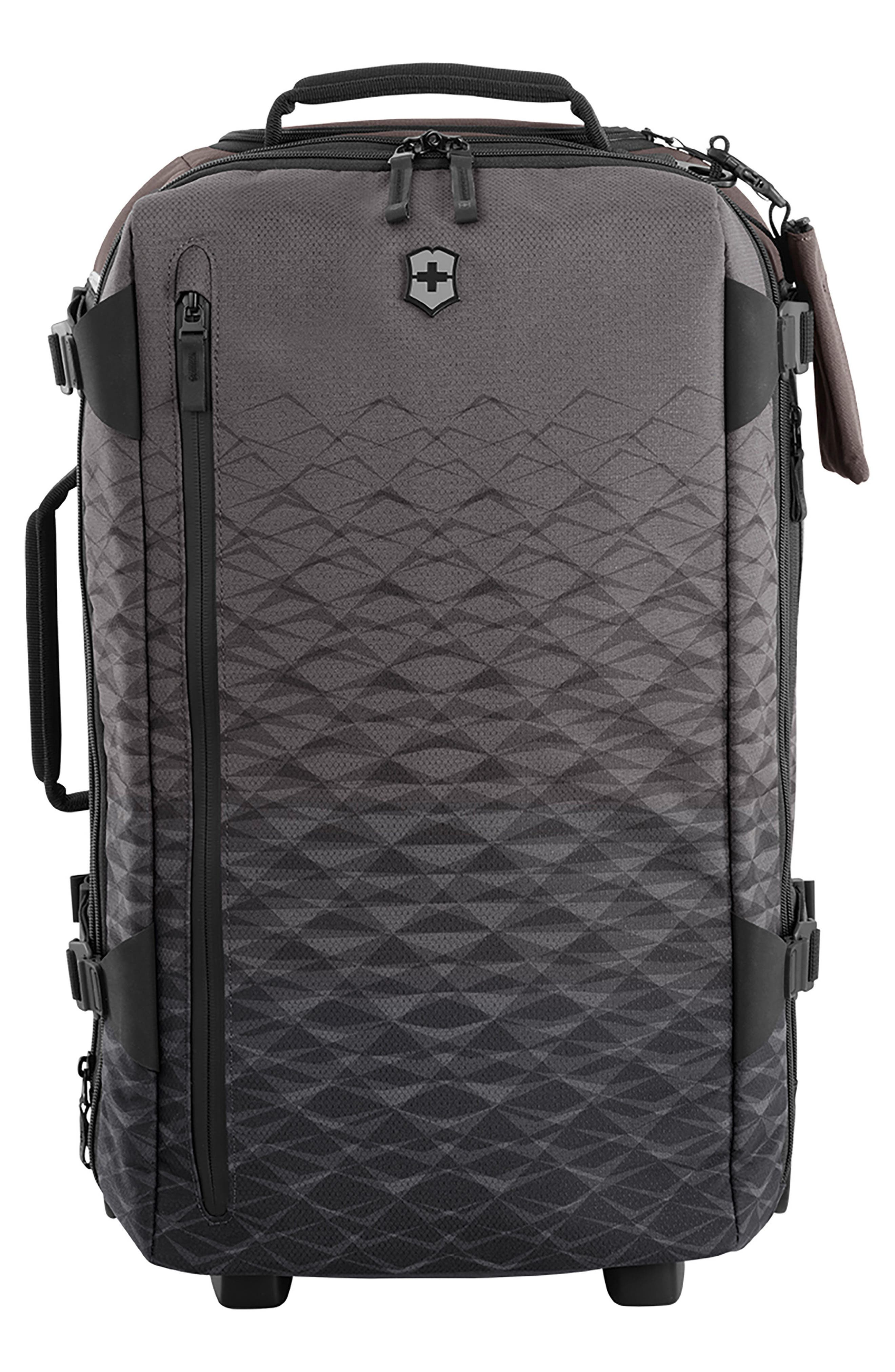 VX Touring 22-Inch Convertible Carry-On,                             Main thumbnail 1, color,                             Anthracite