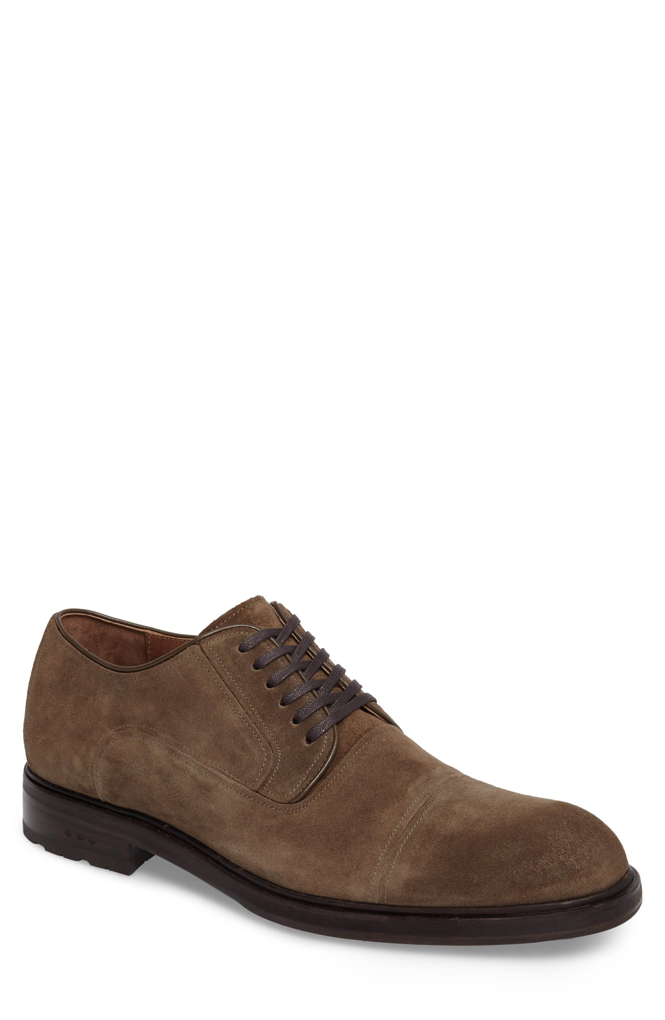 Main Image - John Varvatos Star USA Waverly Cap Toe Derby (Men)