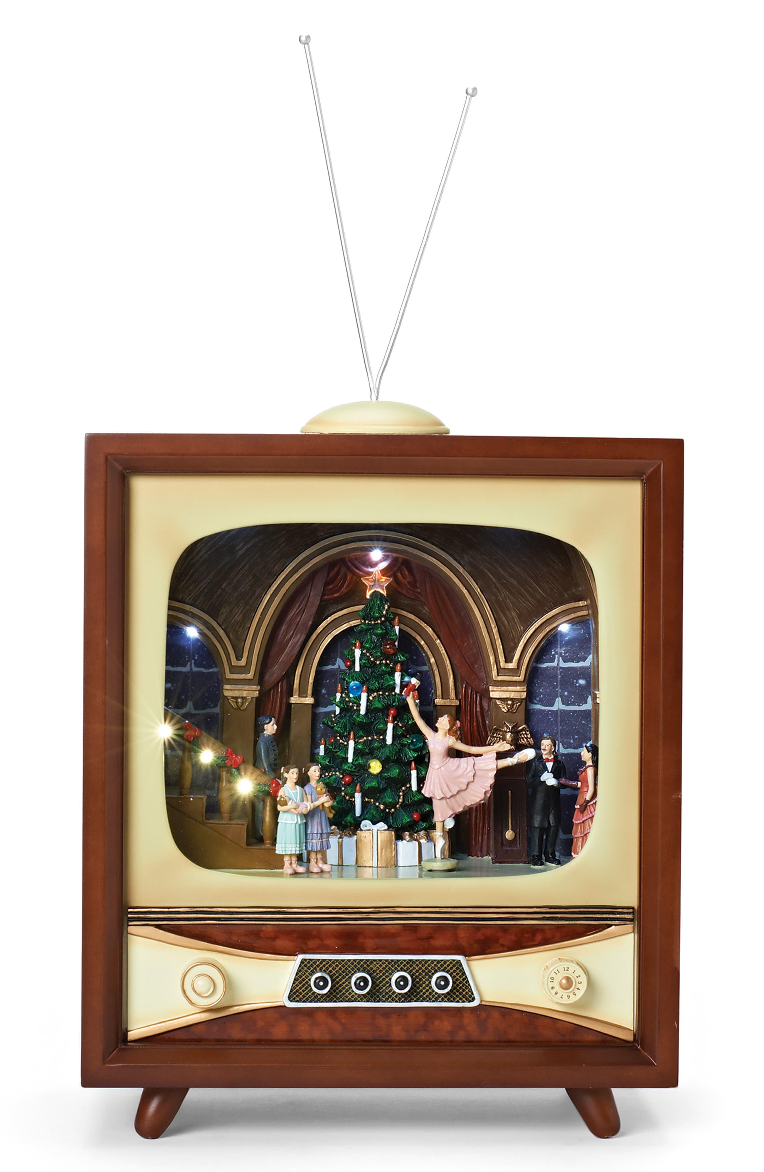 Main Image - Roman Nutcracker Diorama Music Box