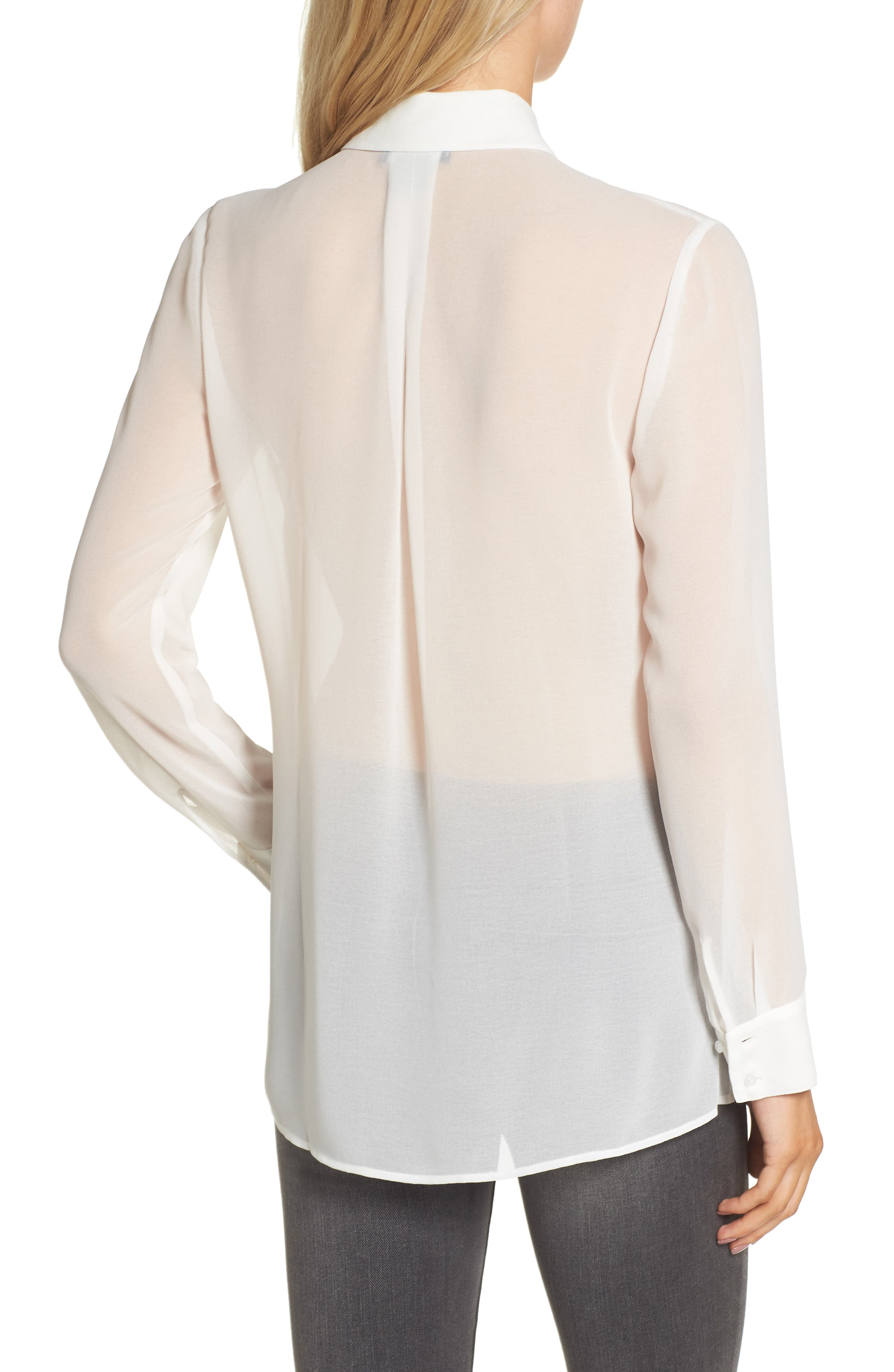 Alternate Image 2  - Trouvé Layered Blouse