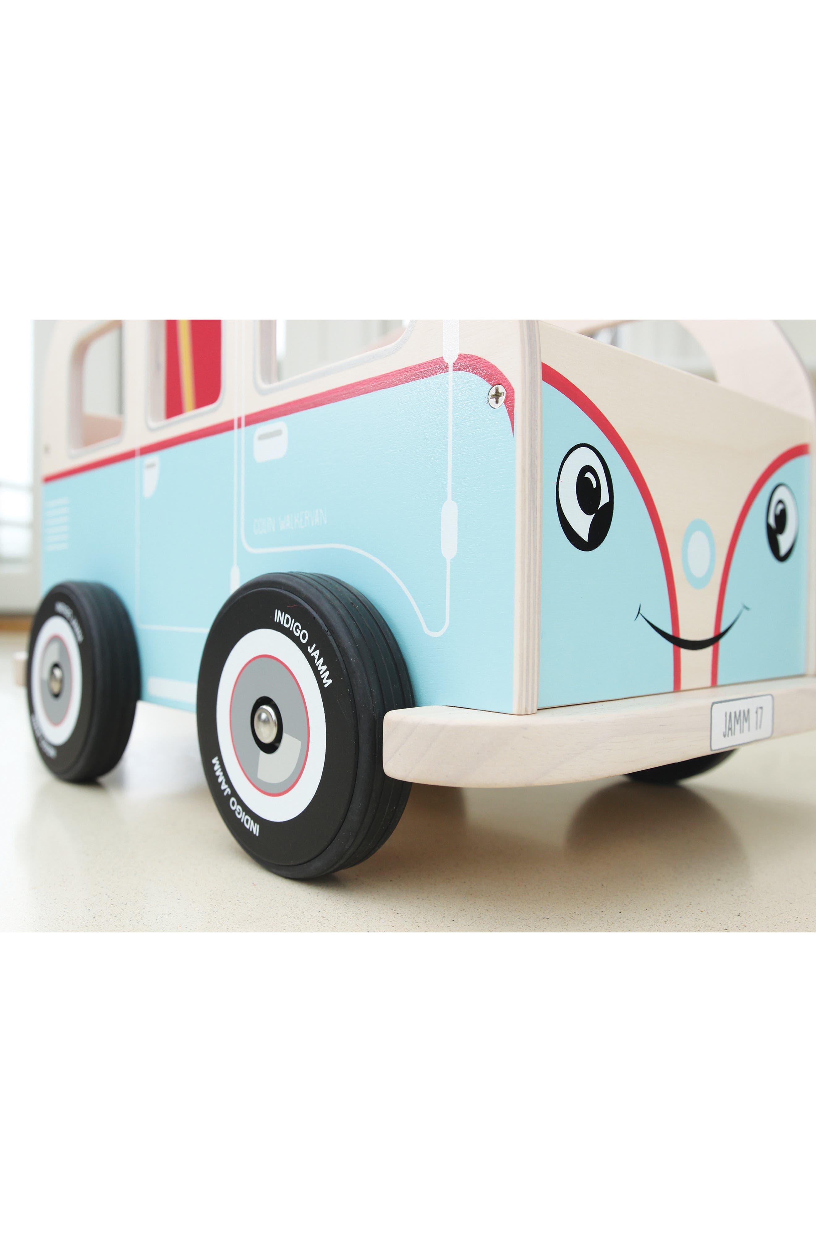 Alternate Image 3  - Indigo Jamm Van Push Toy