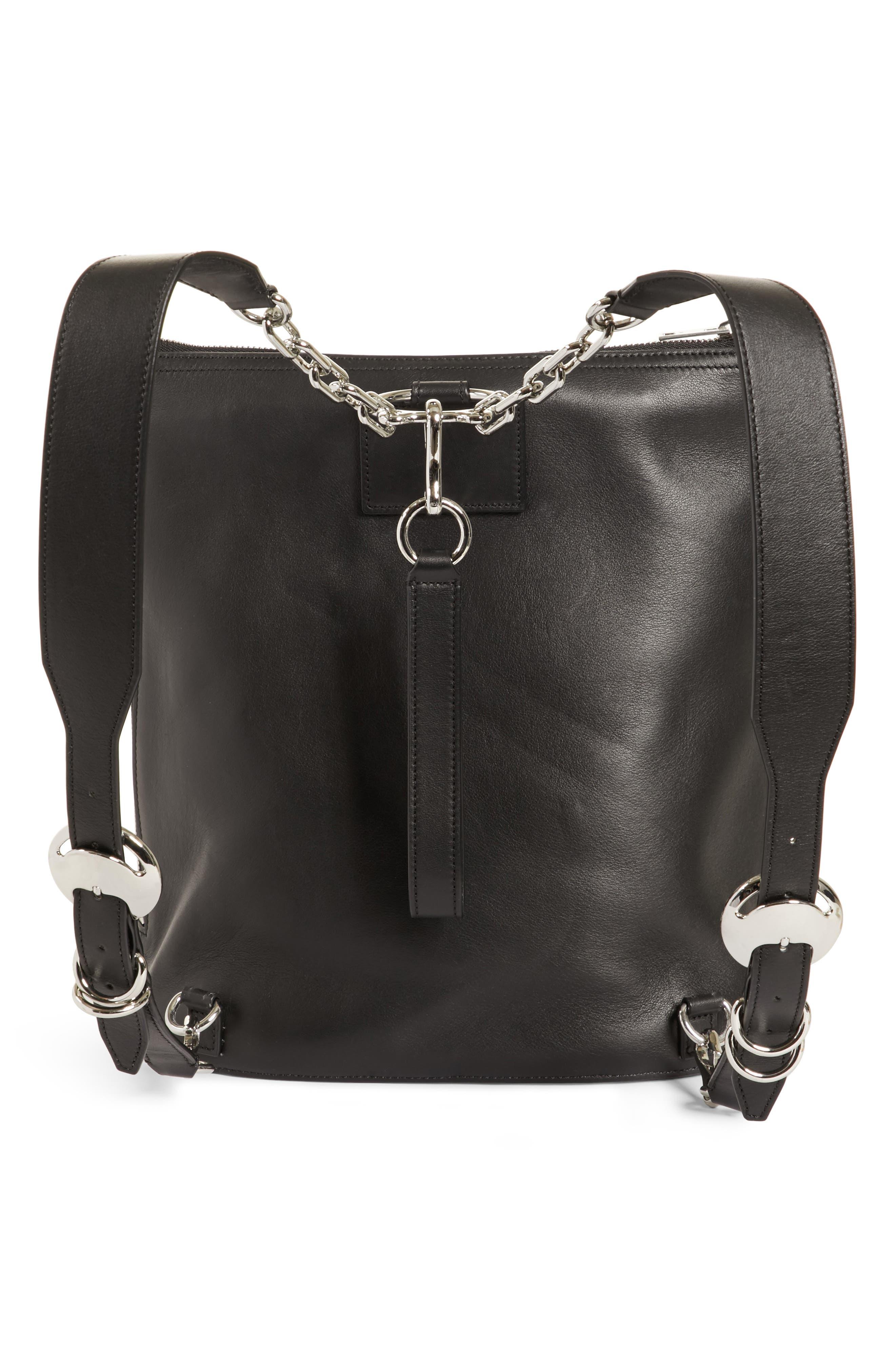 Alternate Image 3  - Alexander Wang Ace Leather Backpack