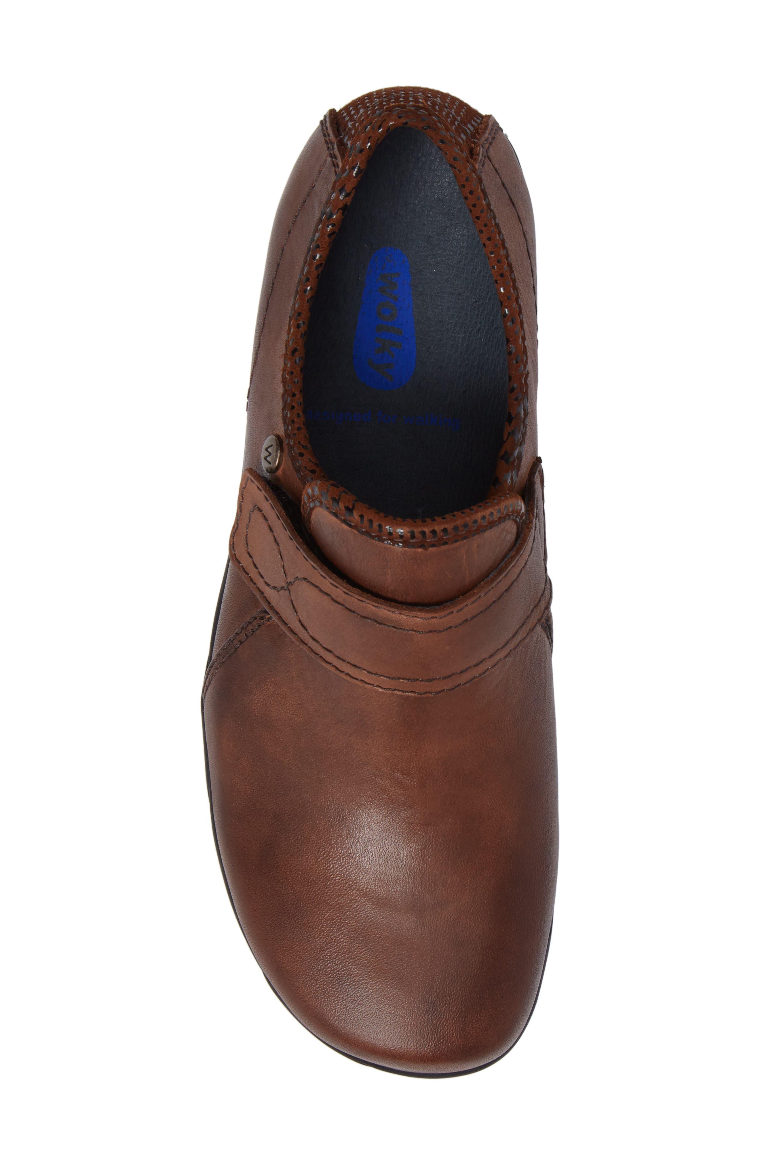 Alternate Image 5  - Wolky Desna Slip-On Sneaker (Women)