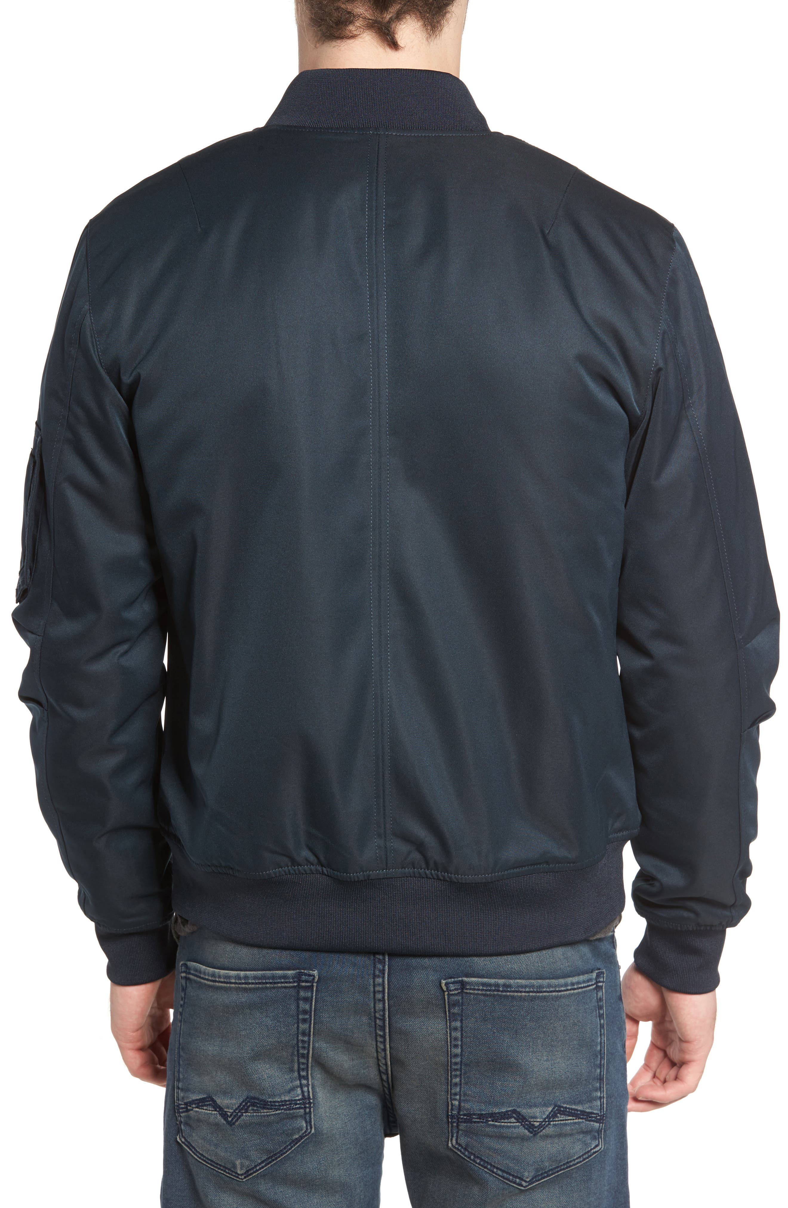 Alternate Image 2  - Ben Sherman MA1 Bomber Jacket