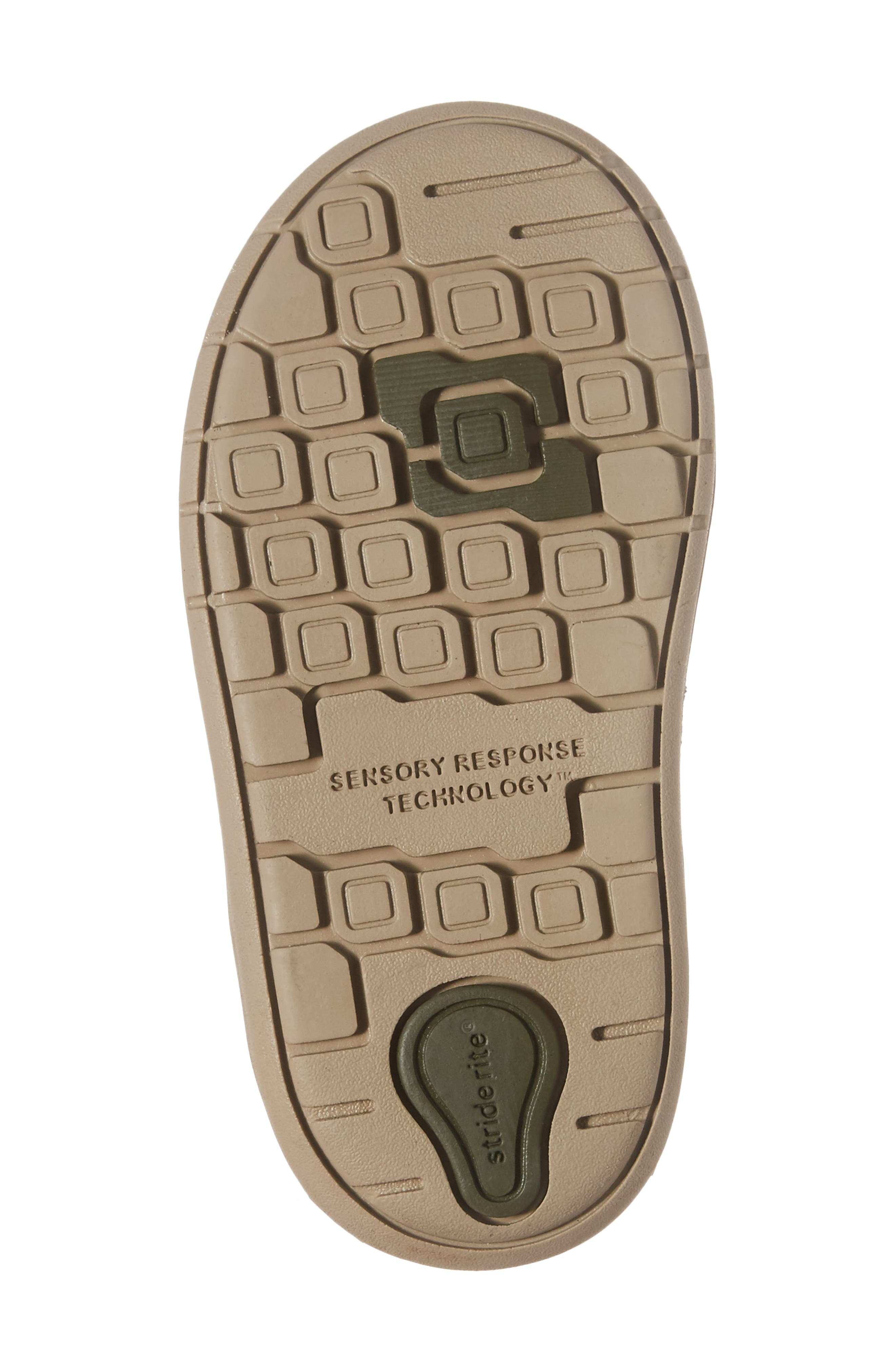 SRtech<sup>™</sup> Lincoln Bootie,                             Alternate thumbnail 6, color,                             Dark Green Suede