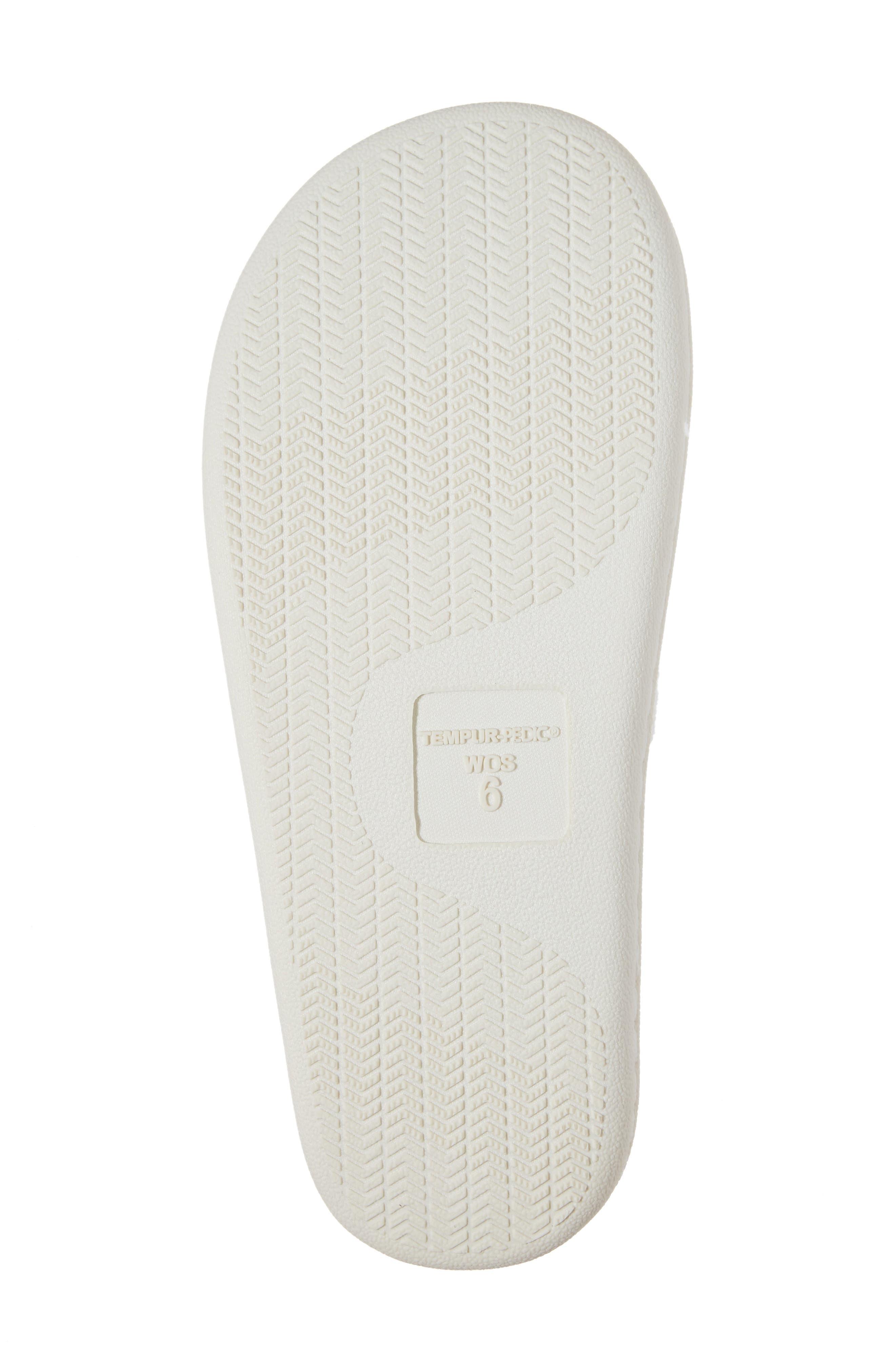 Alternate Image 6  - Tempur-Pedic® Geana Slipper (Women)