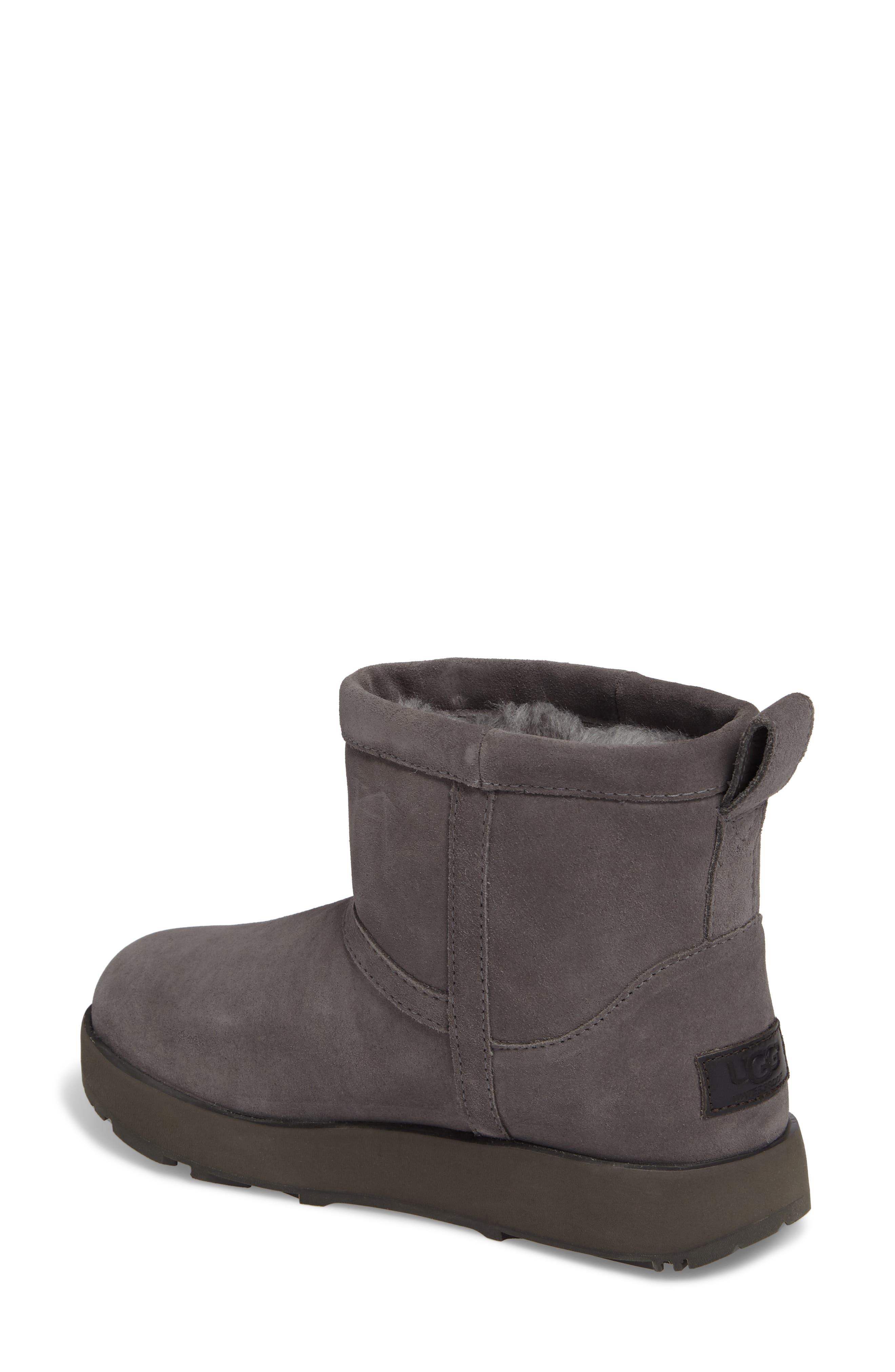 Alternate Image 2  - UGG® Classic Mini Waterproof Boot (Women)