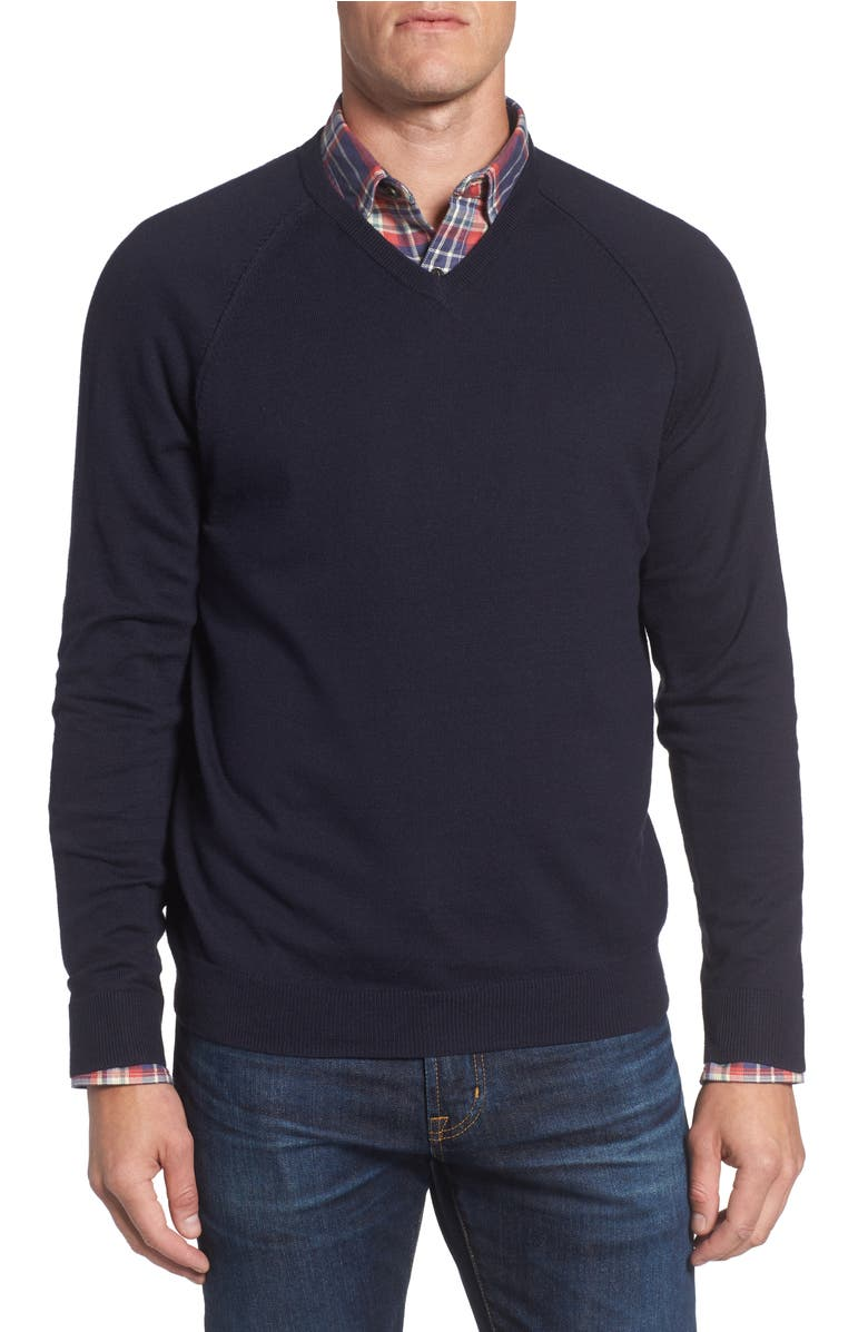 Lovely Cashmere sweater Clan Douglas LS mens Nordstrom V neck Size M. Beautiful muted red sweater by Clan Douglas. Nordstrom. The knit is % cashmere. The sweater is long sleeve with a V neck. Made in Scotland. The Sweater can be hand washed or dry-cleaned. The sweater is pre-owned and is in excellent condition. Size: Medium * Cashmere mens.