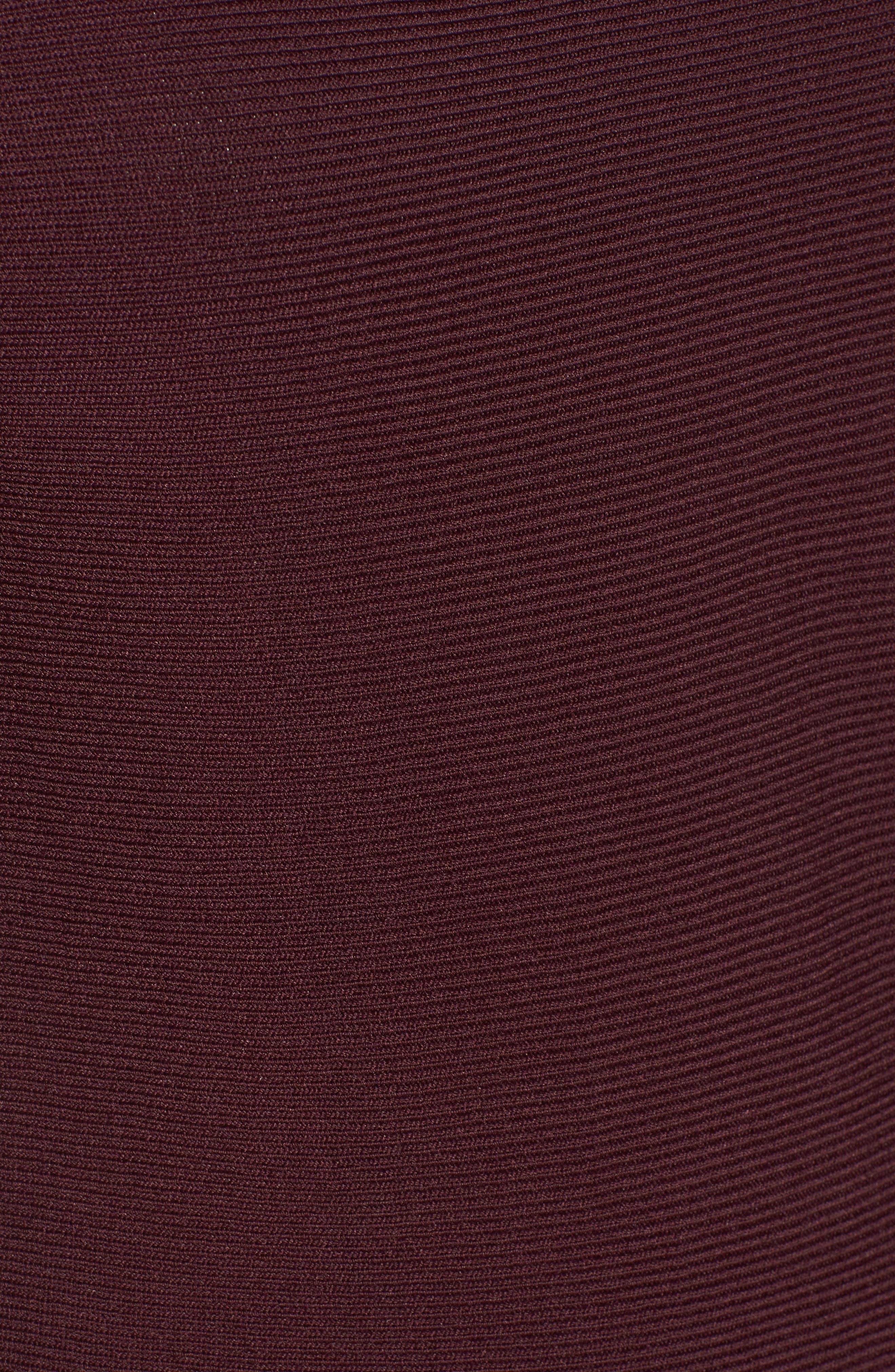 Alternate Image 5  - NIC+ZOE Time Out Twirl Midi Dress (Regular & Petite)