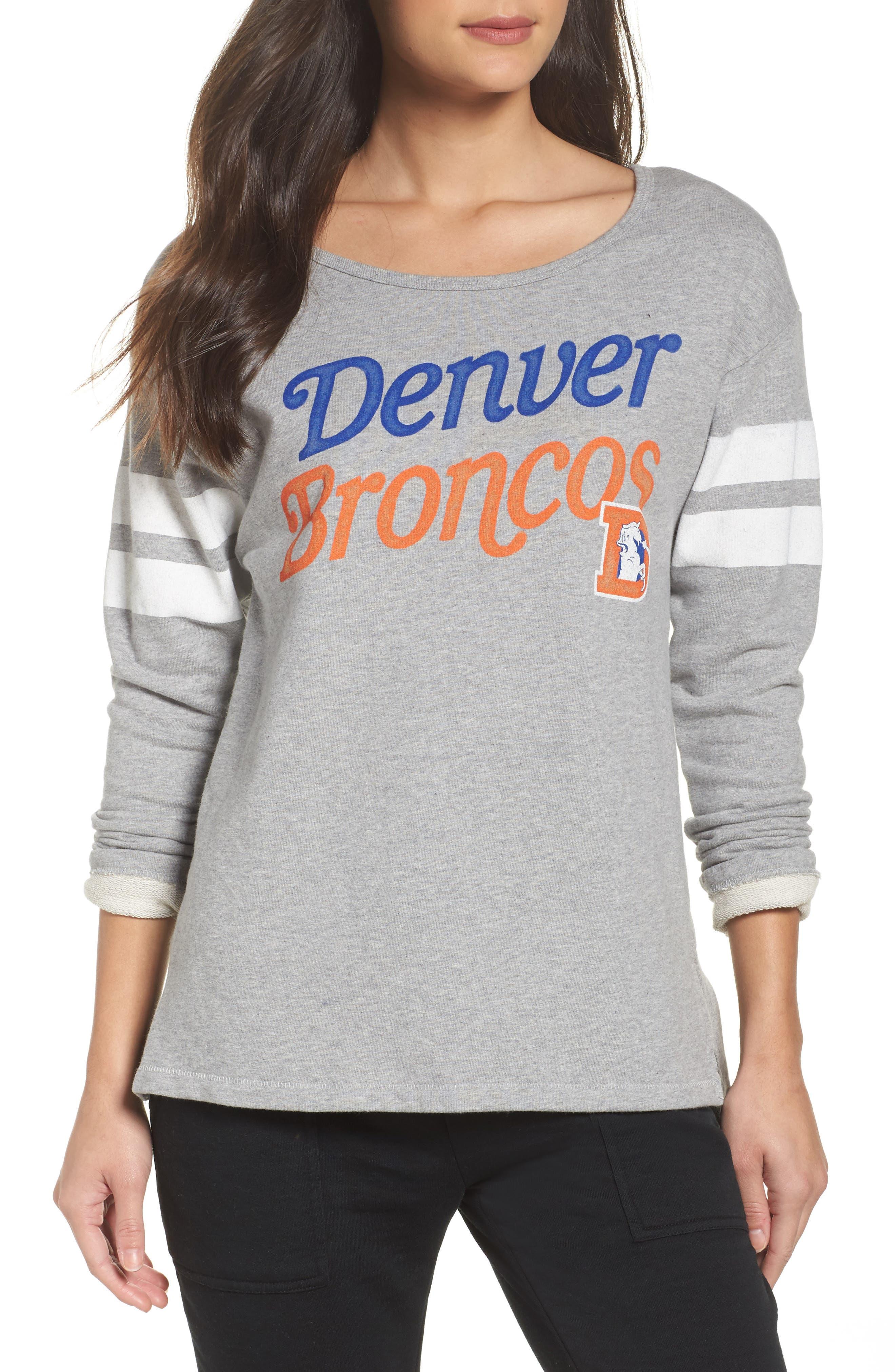 Junk Food NFL Denver Broncos Champion Sweatshirt