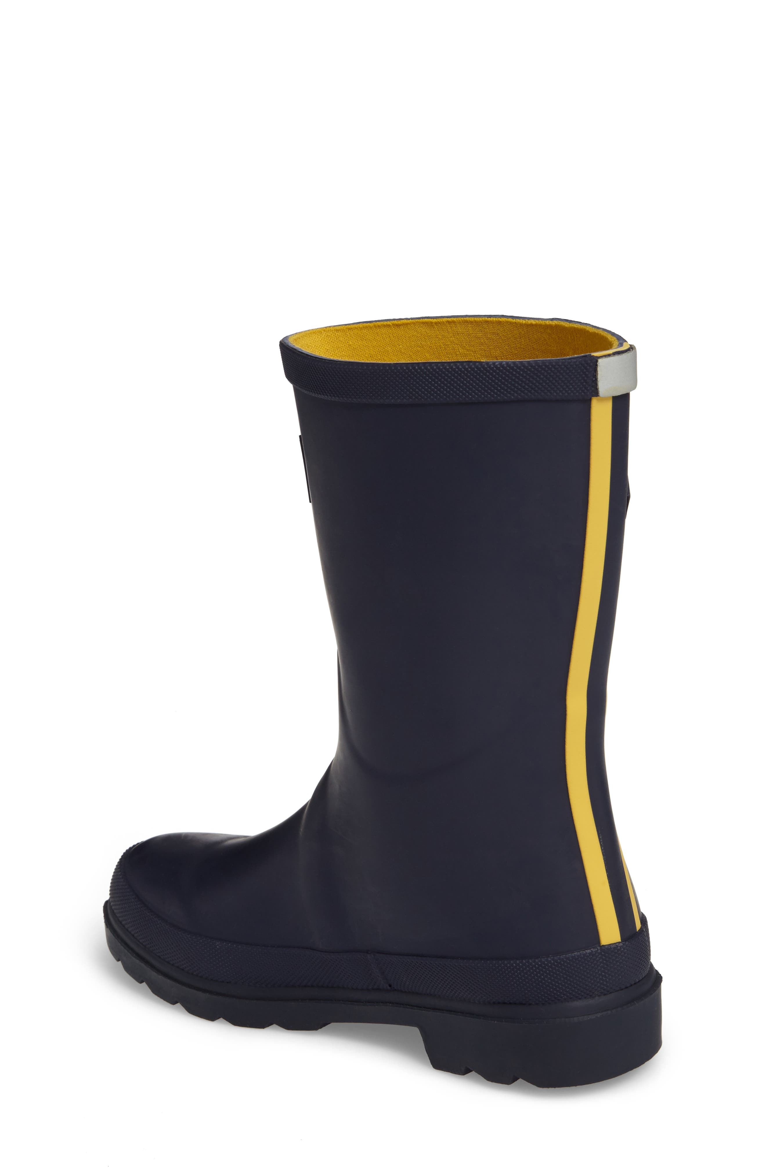 Alternate Image 2  - Joules Mid Calf Matte Welly (Toddler & Little Kid)