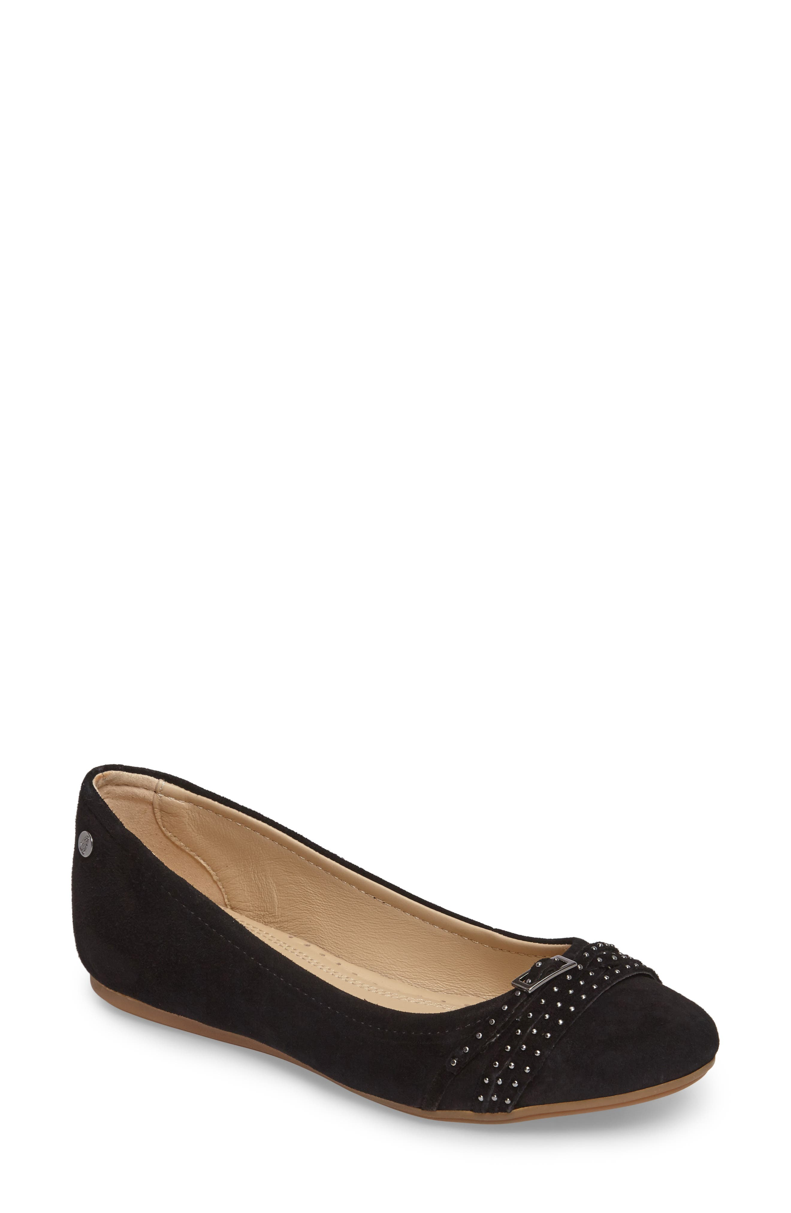 Hush Puppies® Haylee Flat (Women)