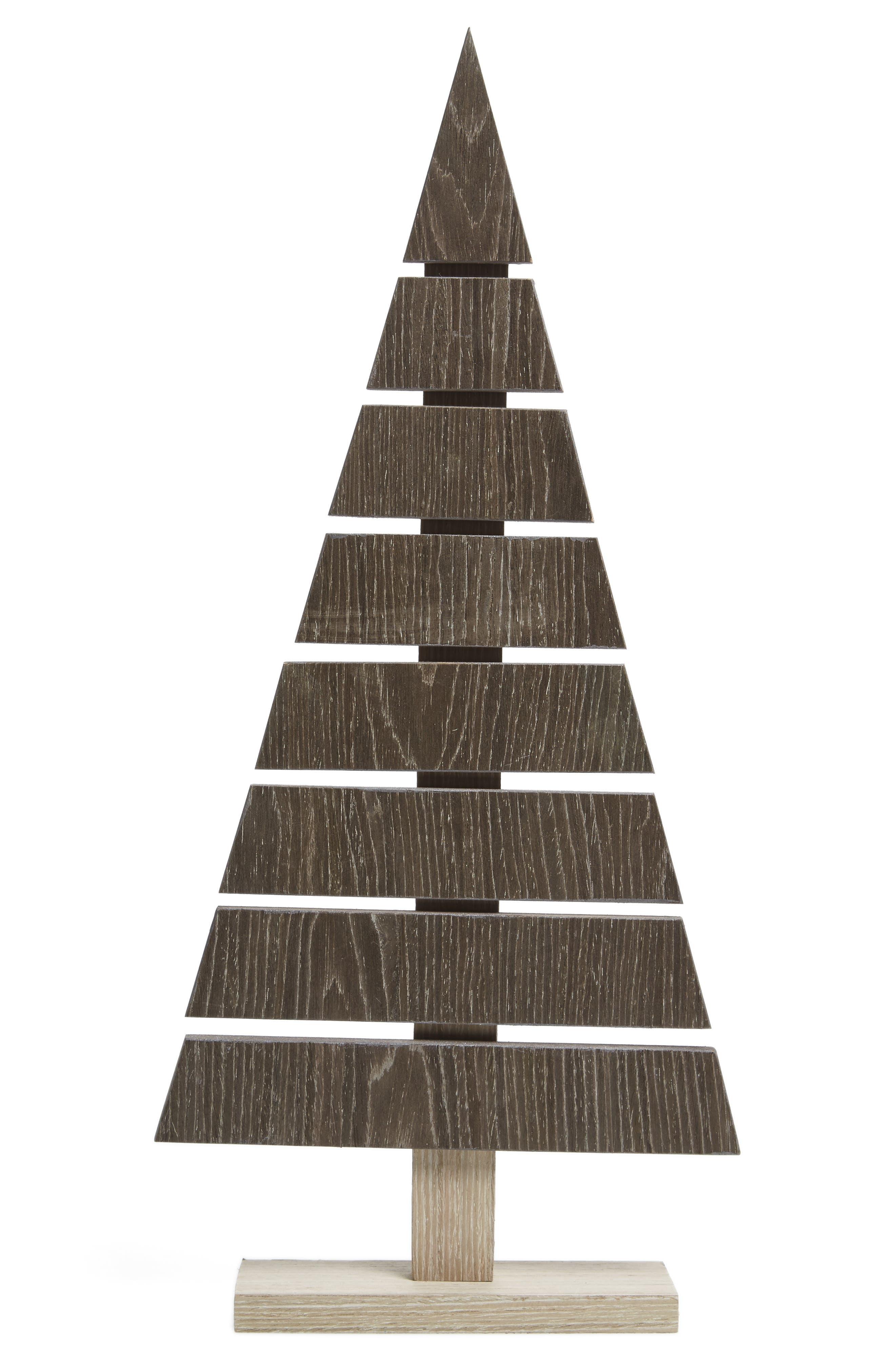 Alternate Image 1 Selected - ALLSTATE Wood Tree