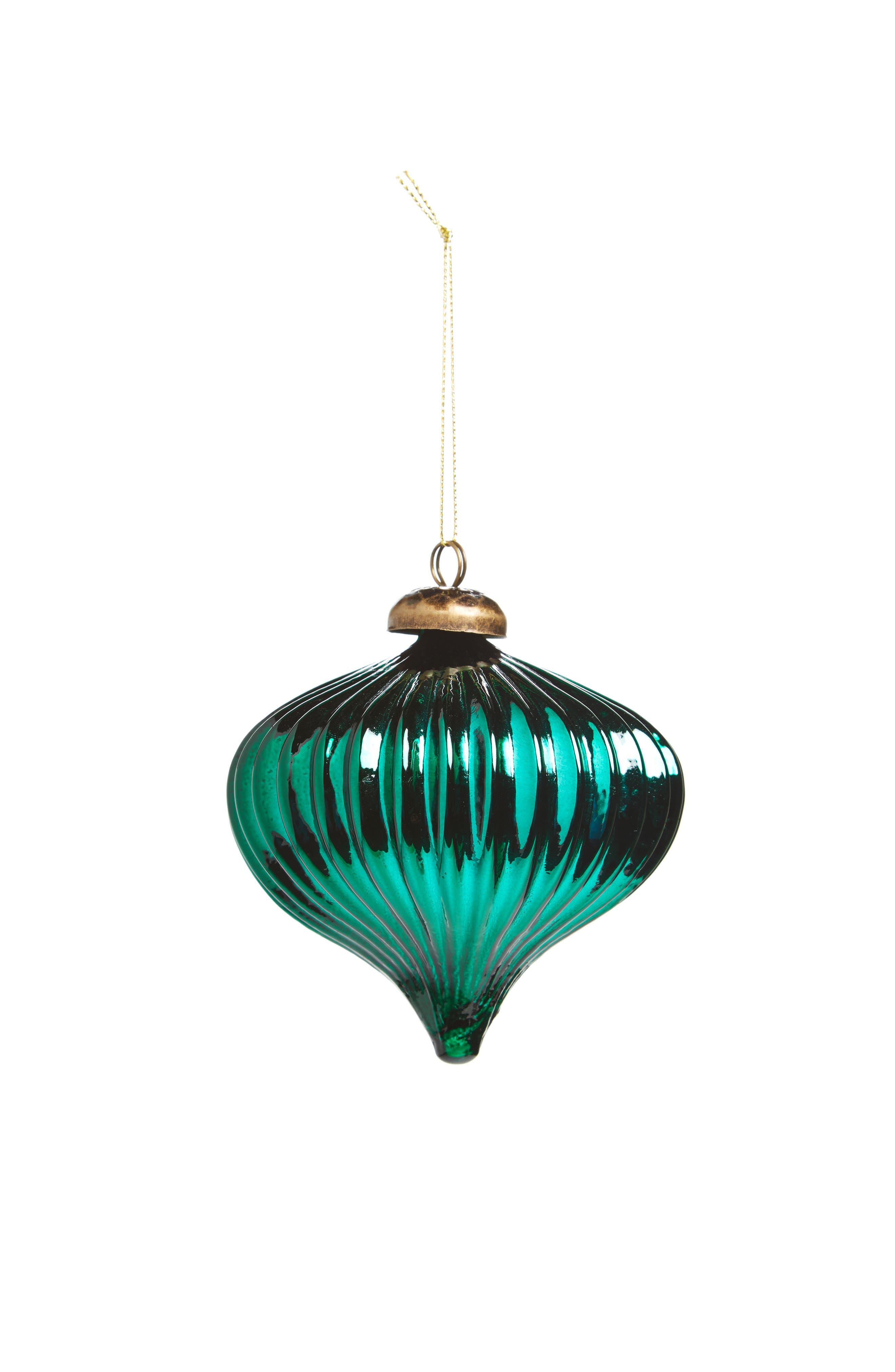 Glass Ornament,                             Main thumbnail 1, color,                             Green