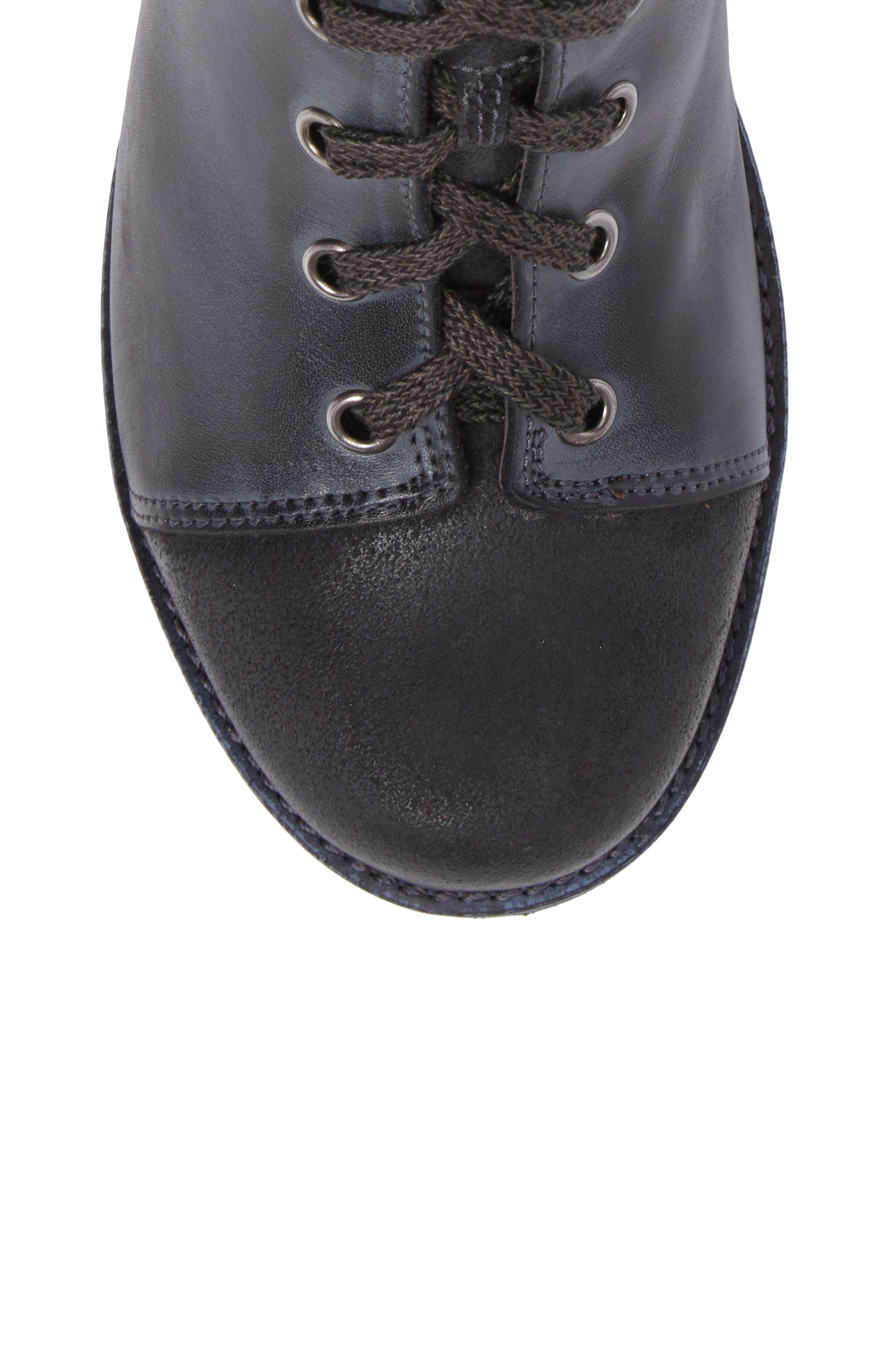 Alternate Image 5  - Naot Groovy Lace Up Bootie (Women)