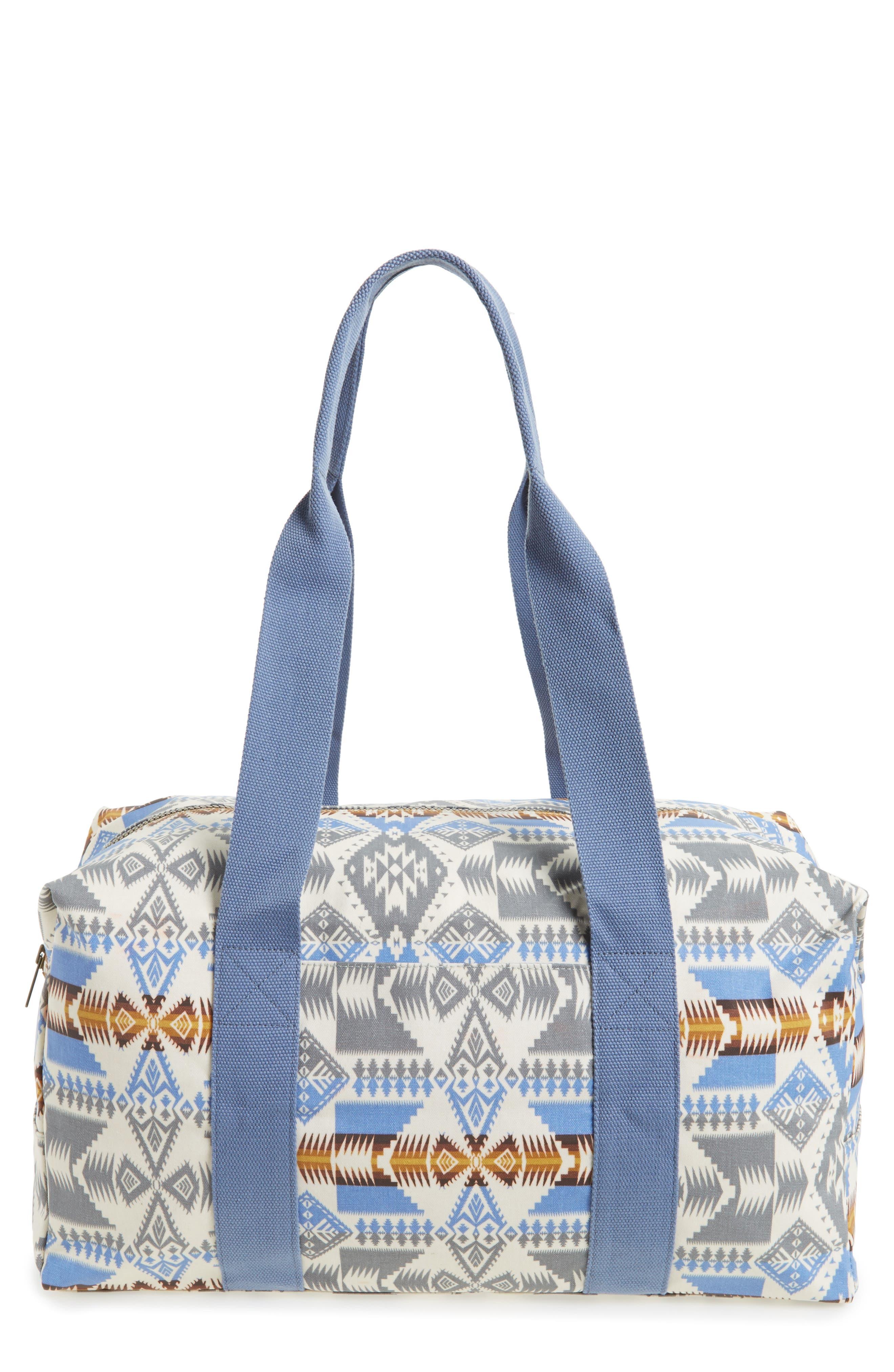 Canopy Duffel Bag,                             Main thumbnail 1, color,                             Silver Bark