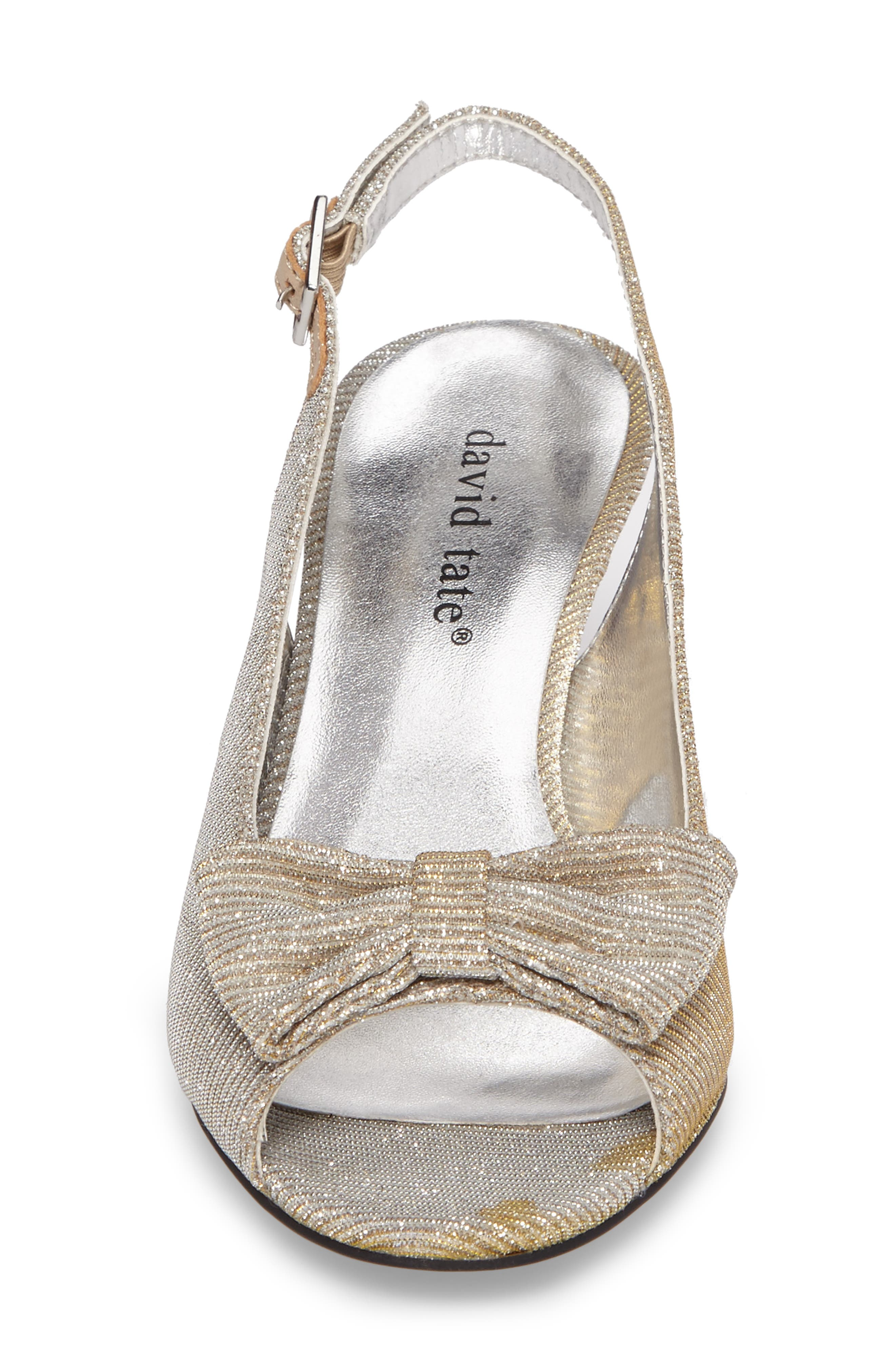 Alternate Image 4  - David Tate Spirit Slingback Sandal (Women)