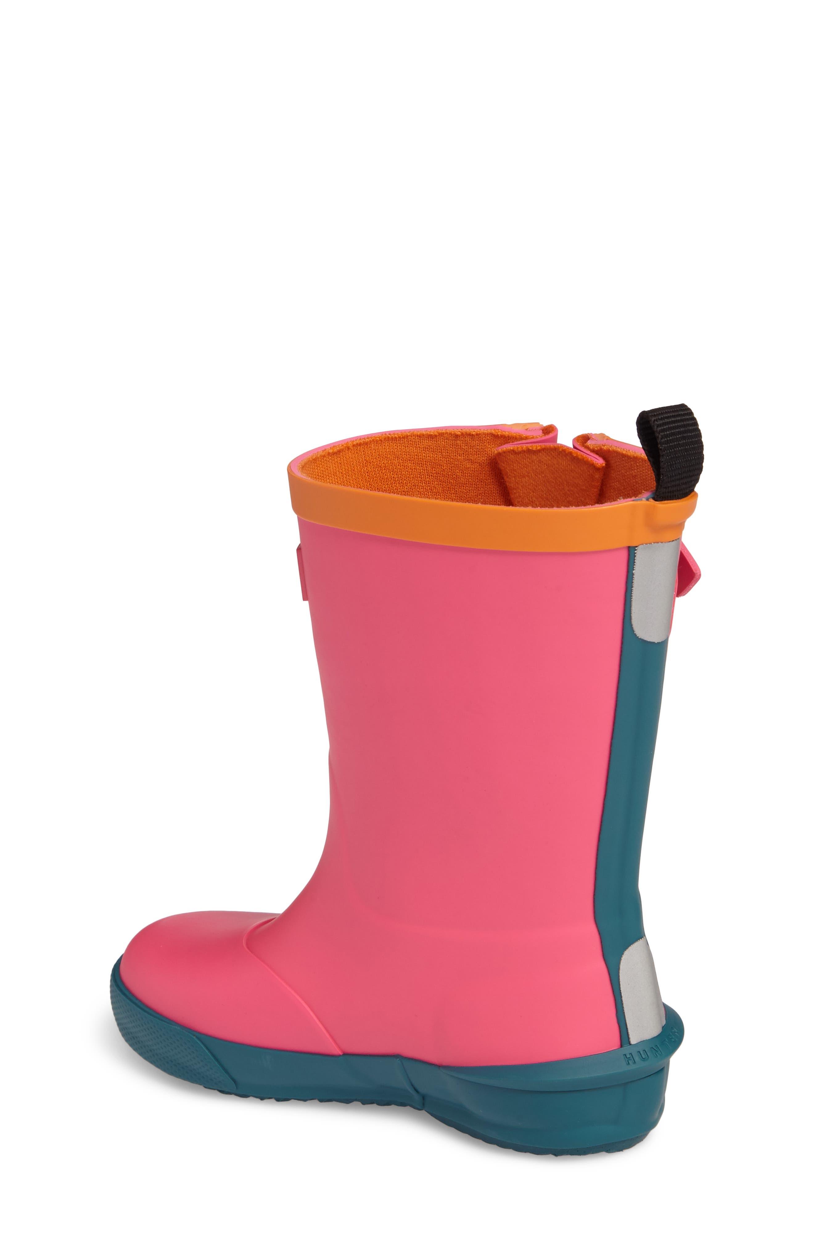 Alternate Image 2  - Hunter 'Davison' Rain Boot (Toddler)
