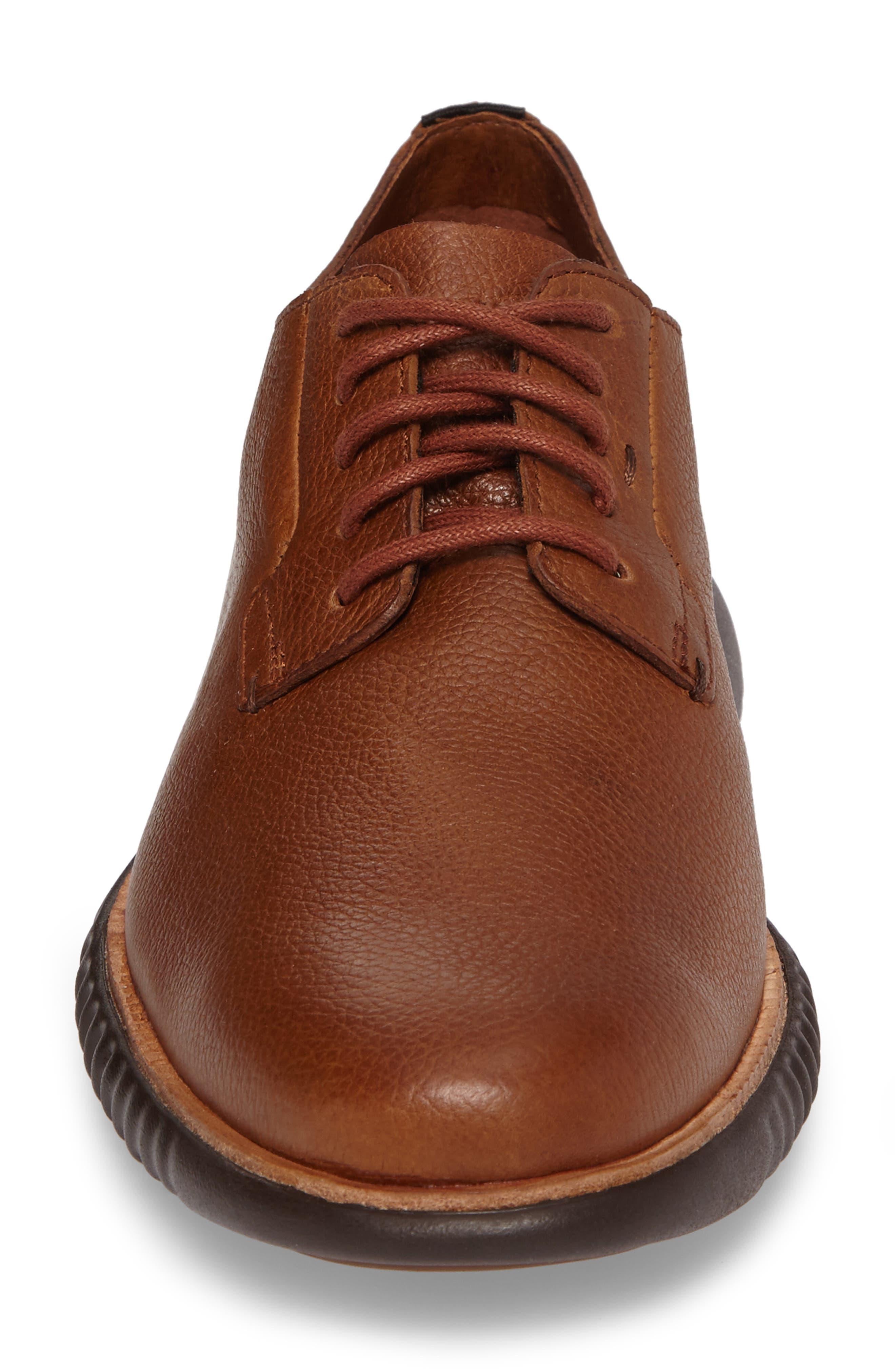 Alternate Image 4  - Cole Haan 2.ZeroGrand Plain Toe Derby (Men)