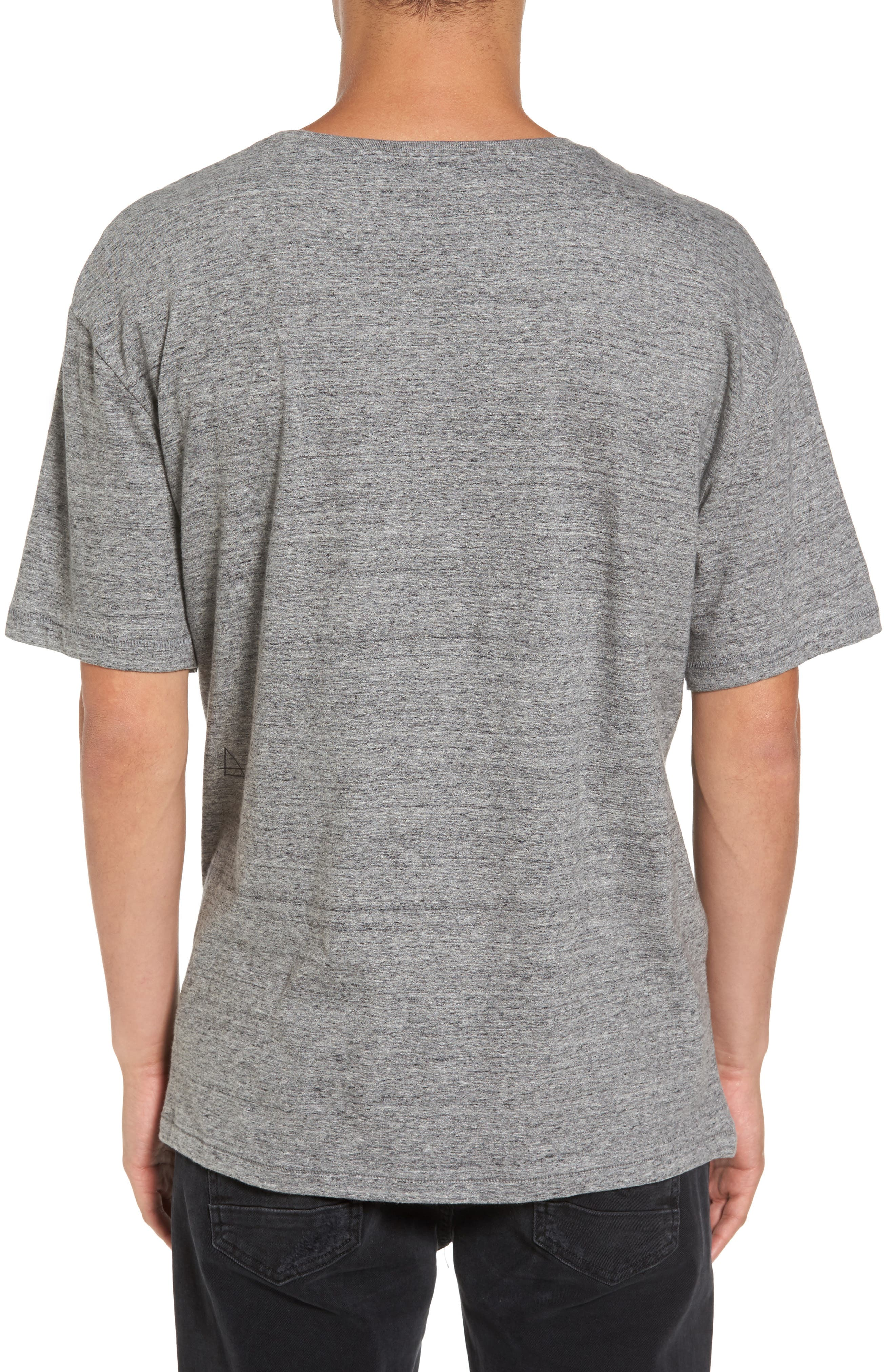 Savage T-Shirt,                             Alternate thumbnail 2, color,                             Grunder Grey