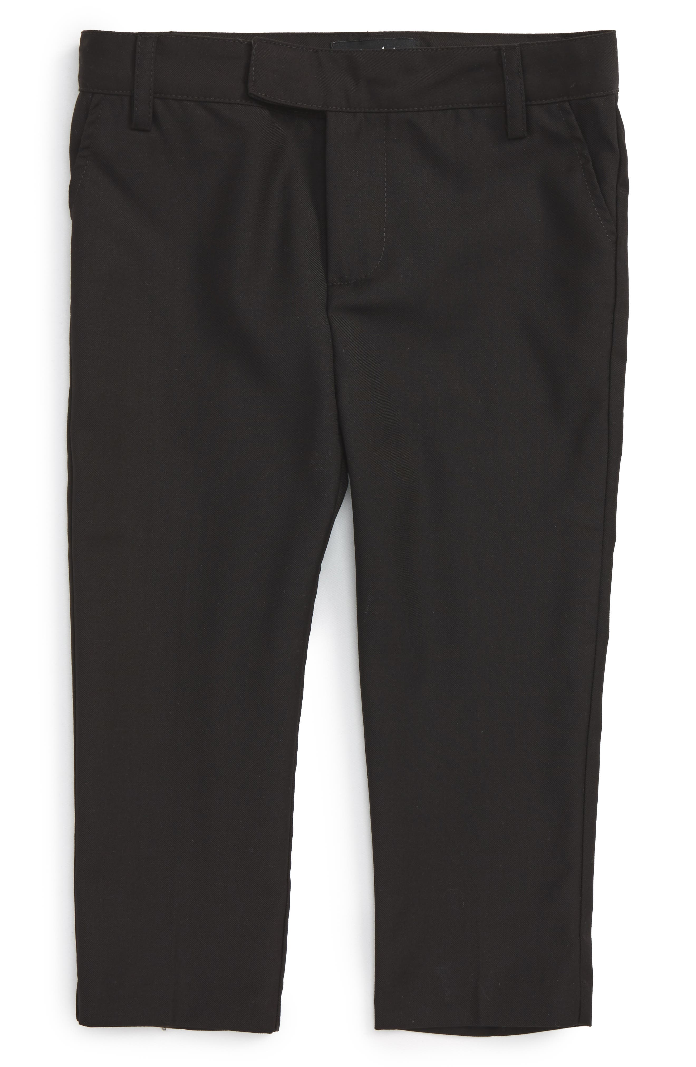 Harry Suit Pants,                             Main thumbnail 1, color,                             Black