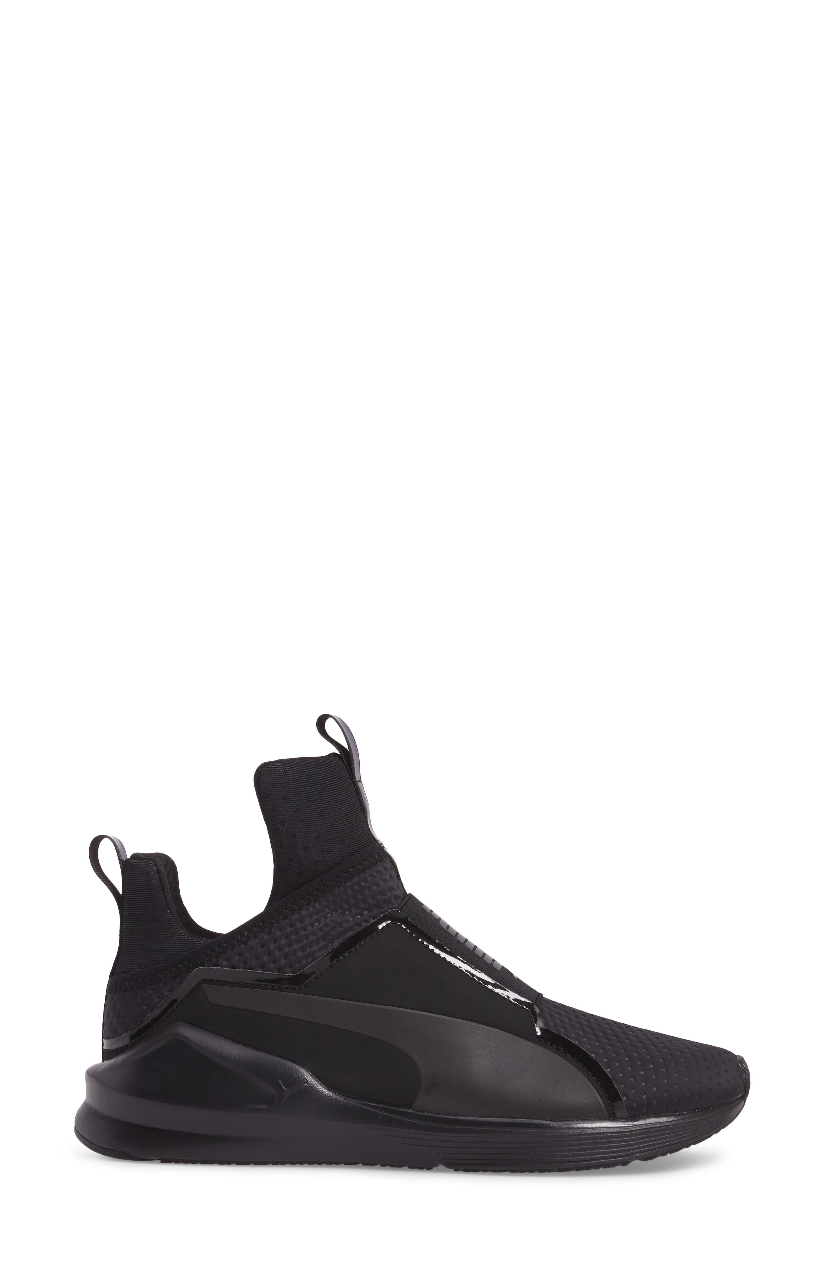 Alternate Image 3  - PUMA 'Fierce Core' High Top Sneaker (Women)