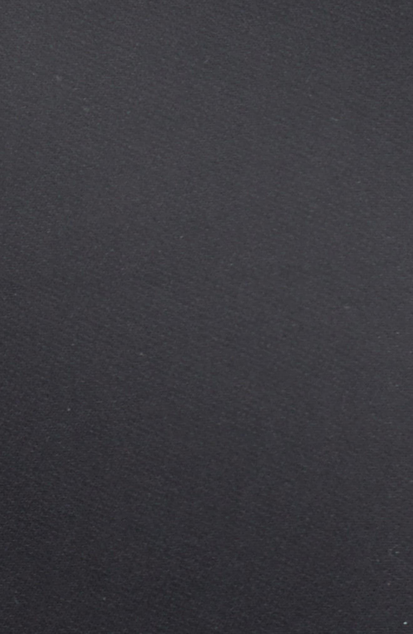 Alternate Image 5  - Proenza Schouler Raw Hem Panel Cady Dress