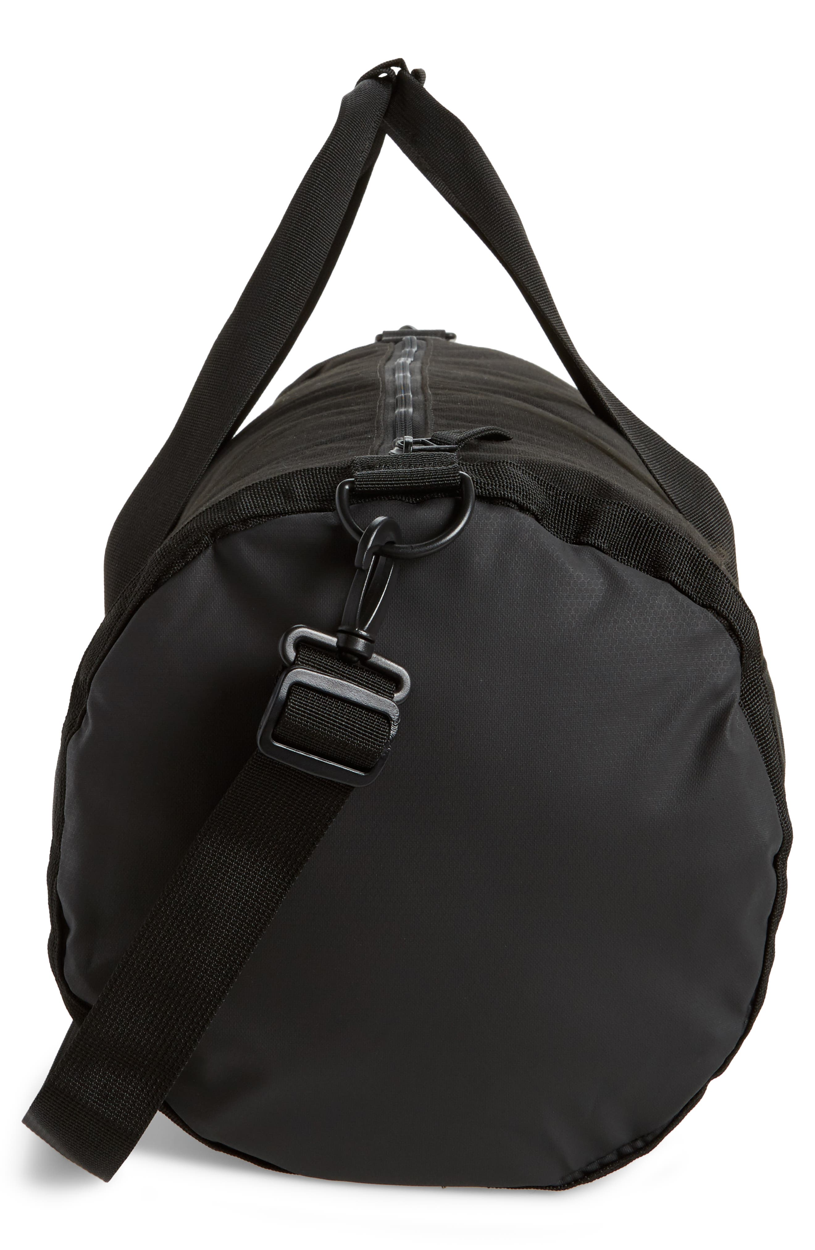 Originals Court Duffel Bag,                             Alternate thumbnail 5, color,                             Black