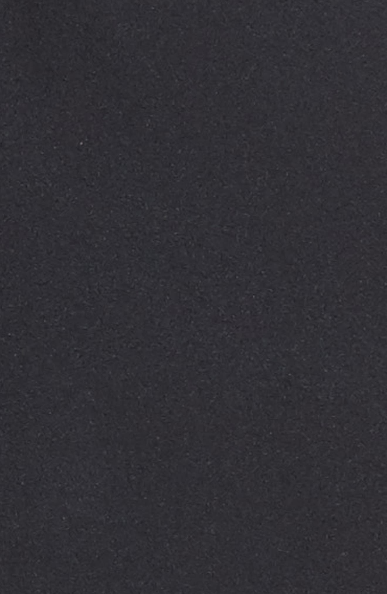 Launch Tulip Running Shorts,                             Alternate thumbnail 6, color,                             Black/ Black/ Reflective