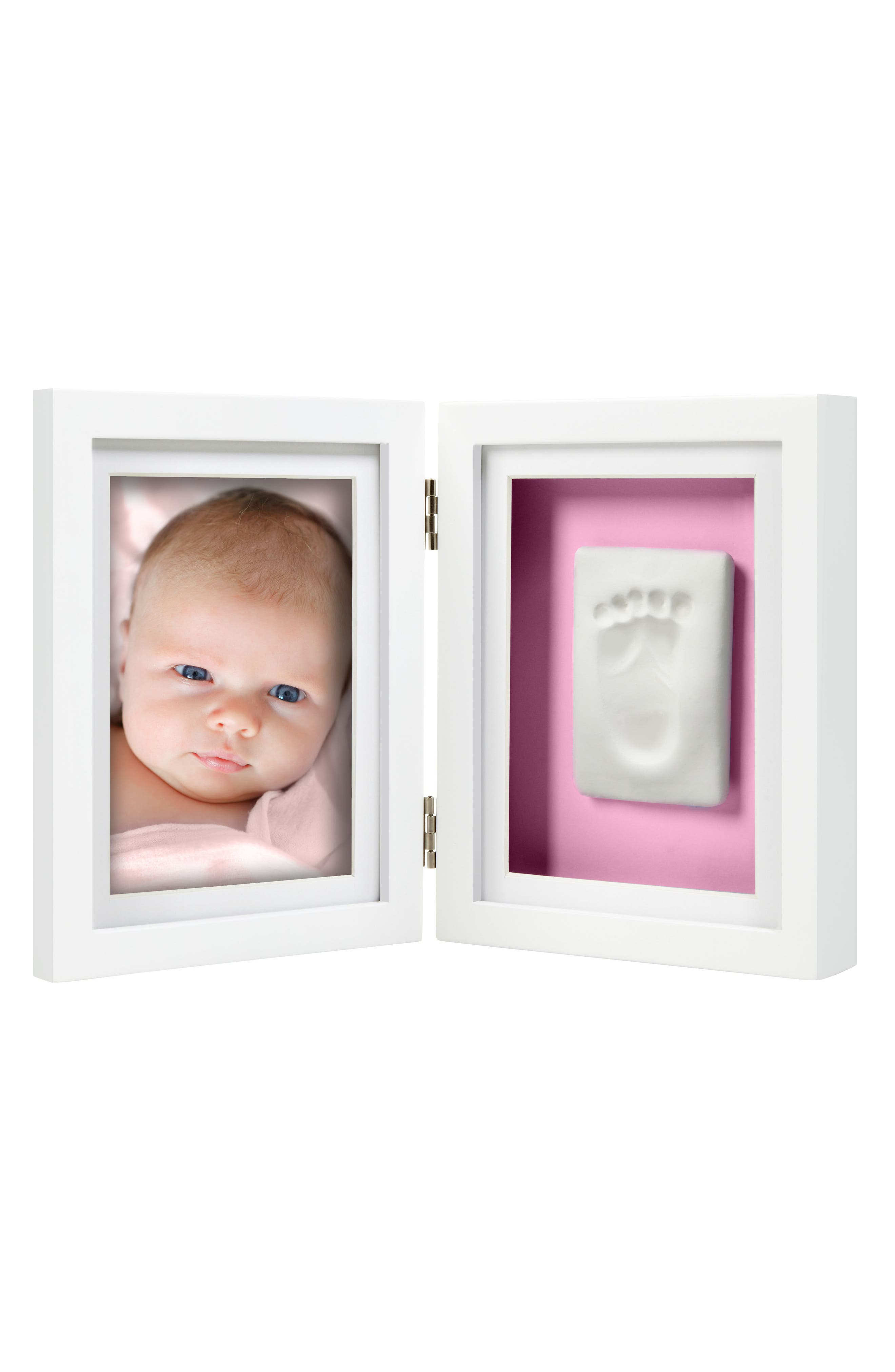 Alternate Image 4  - Pearhead Babyprints Desk Frame