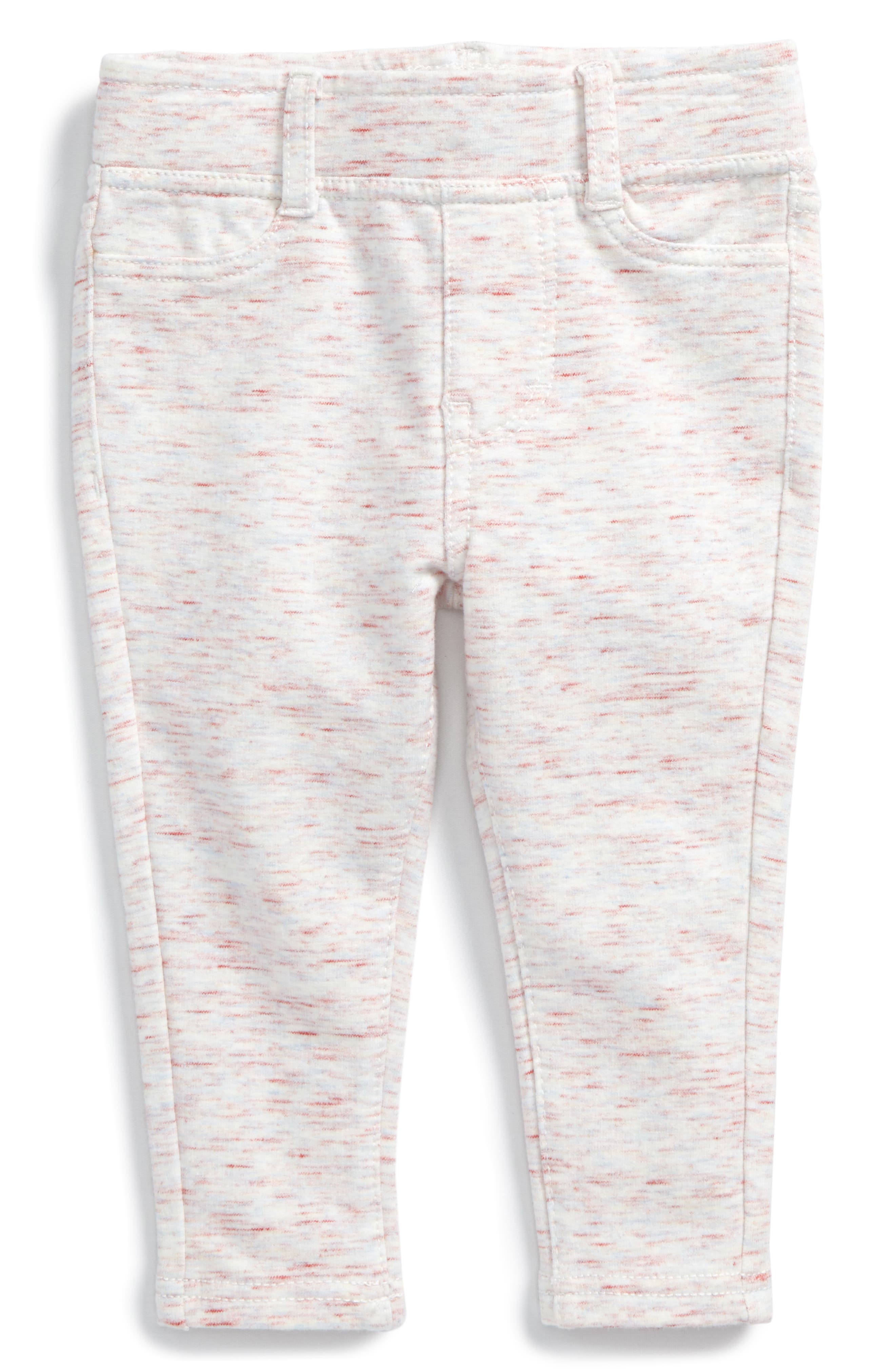 Alternate Image 1 Selected - Levi's® Haley May Leggings (Baby Girls)