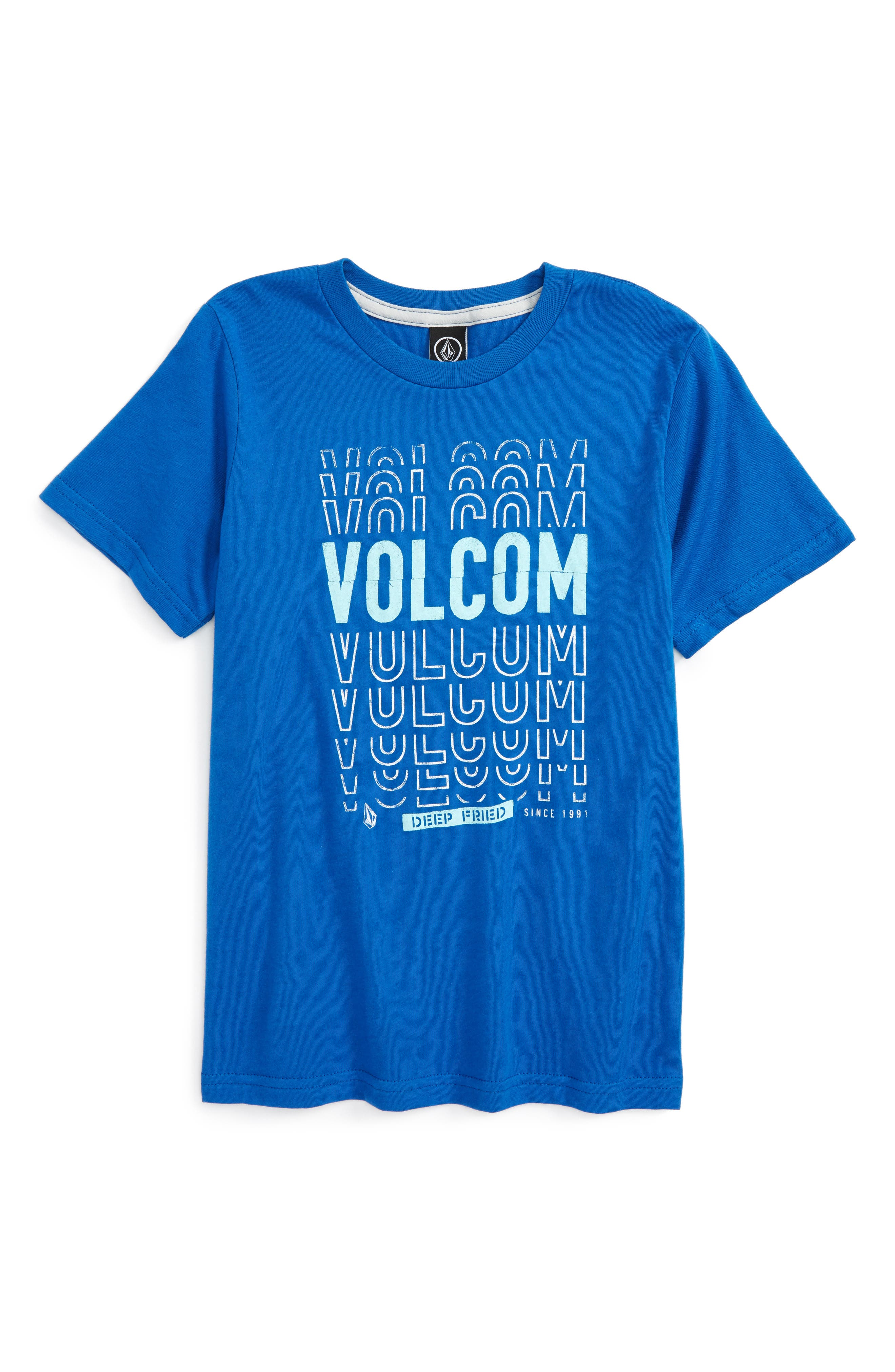 Main Image - Volcom Copy Cut Graphic T-Shirt (Toddler Boys & Little Boys)
