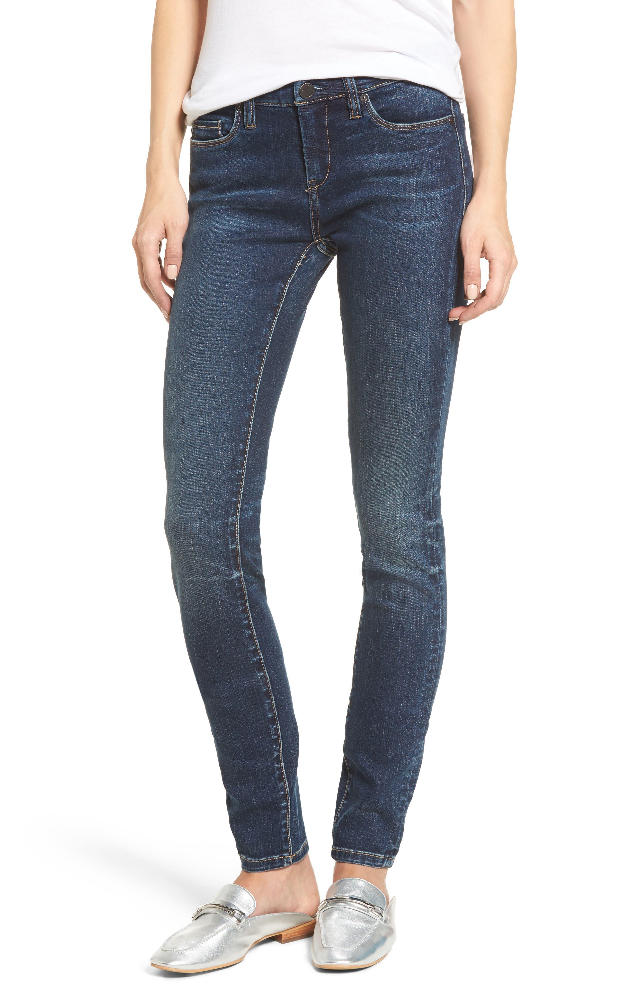 Main Image - BLANKNYC Sleep Song Skinny Jeans