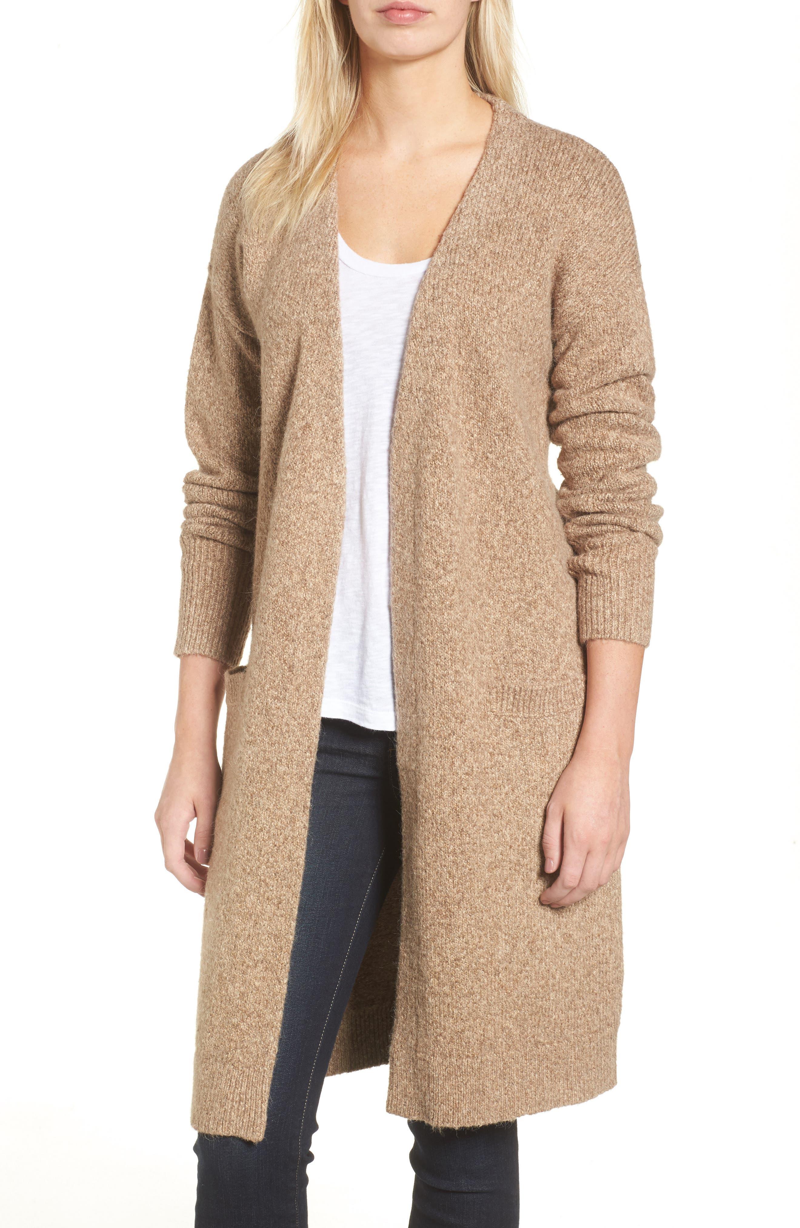 Women's Beige Cardigan Sweaters | Nordstrom