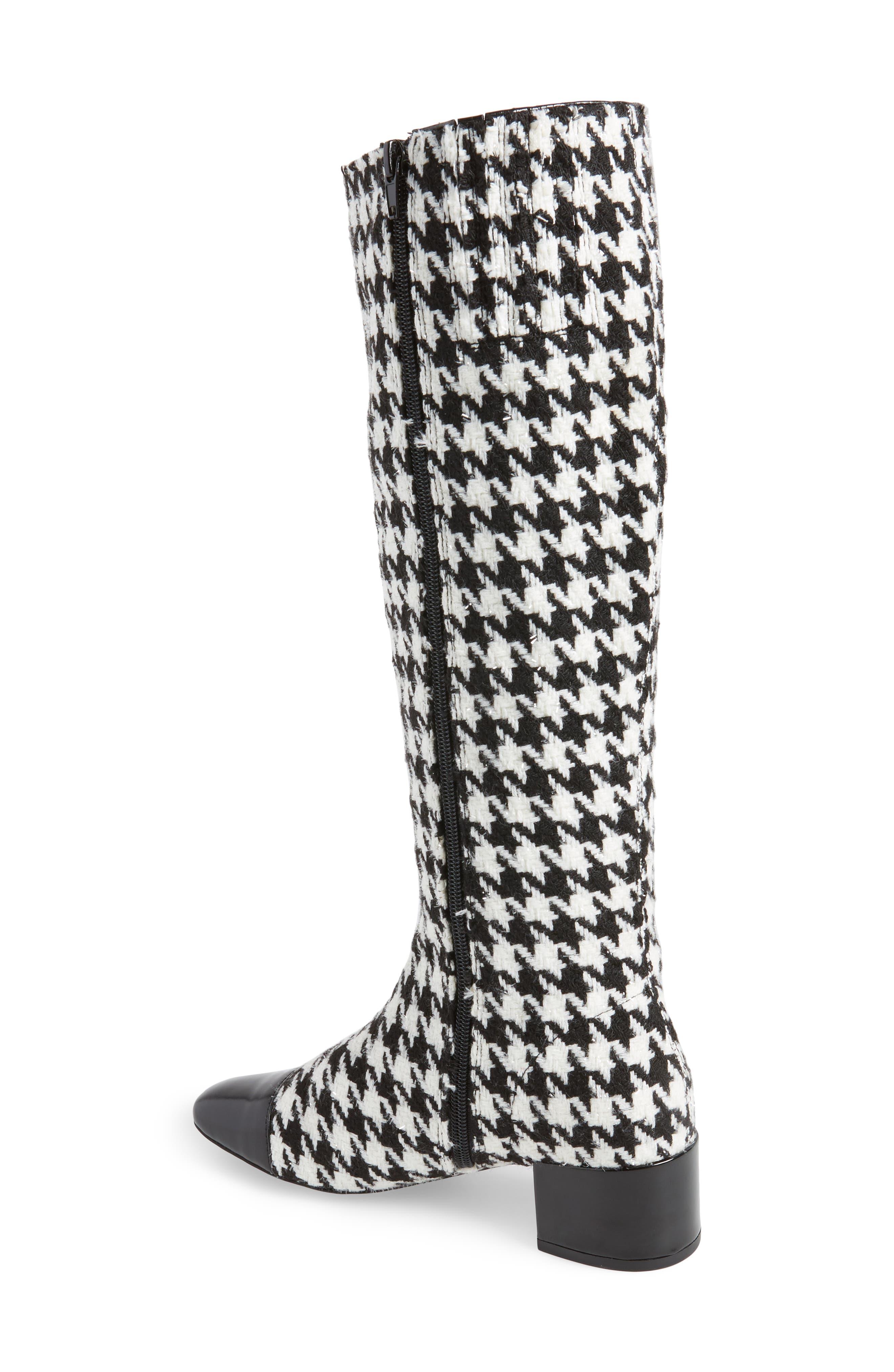 Alternate Image 2  - Jeffrey Campbell Covey Knee-High Boot (Women)