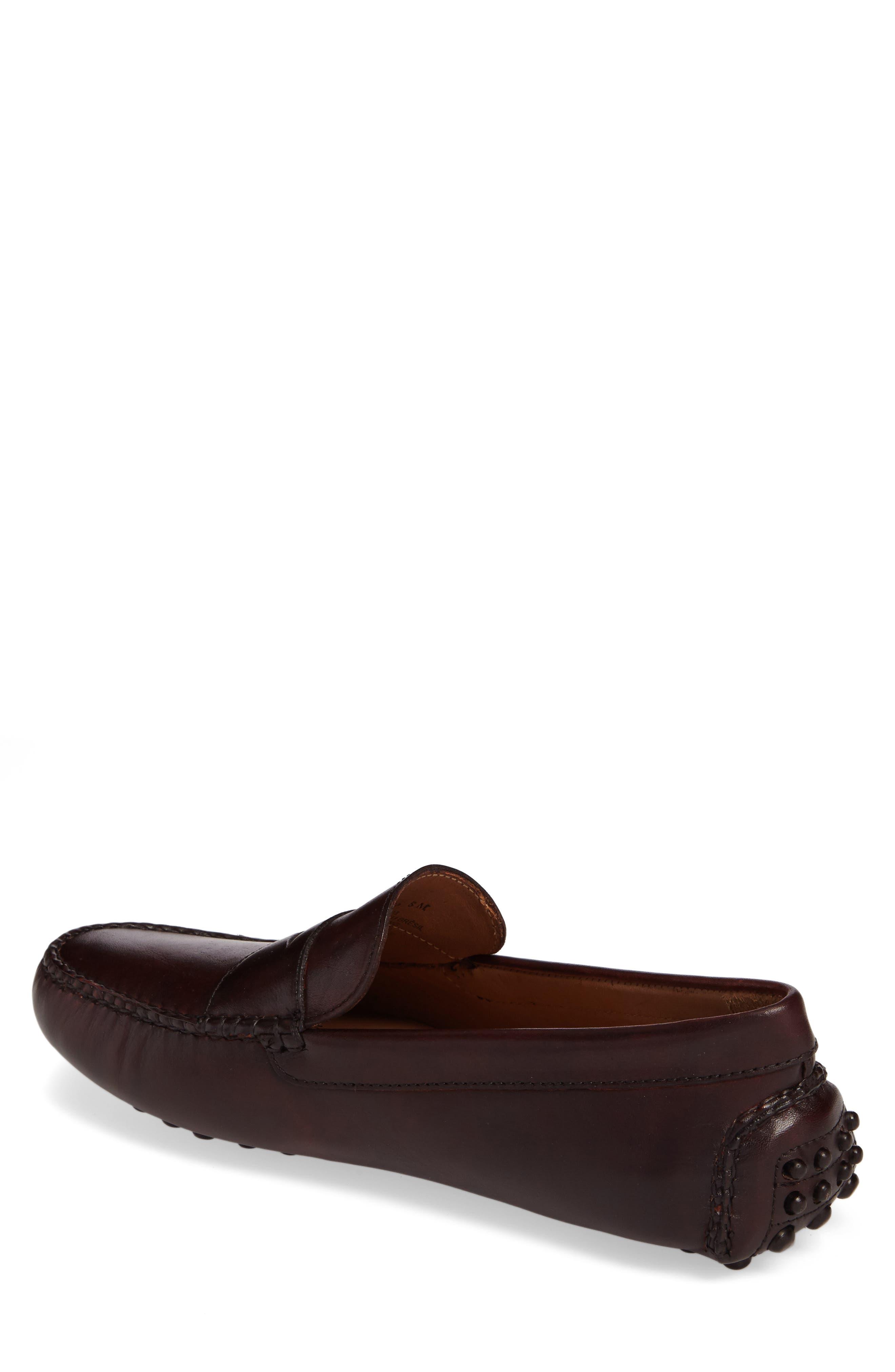 Alternate Image 2  - John W. Nordstrom® Eaton Driving Shoe (Men)