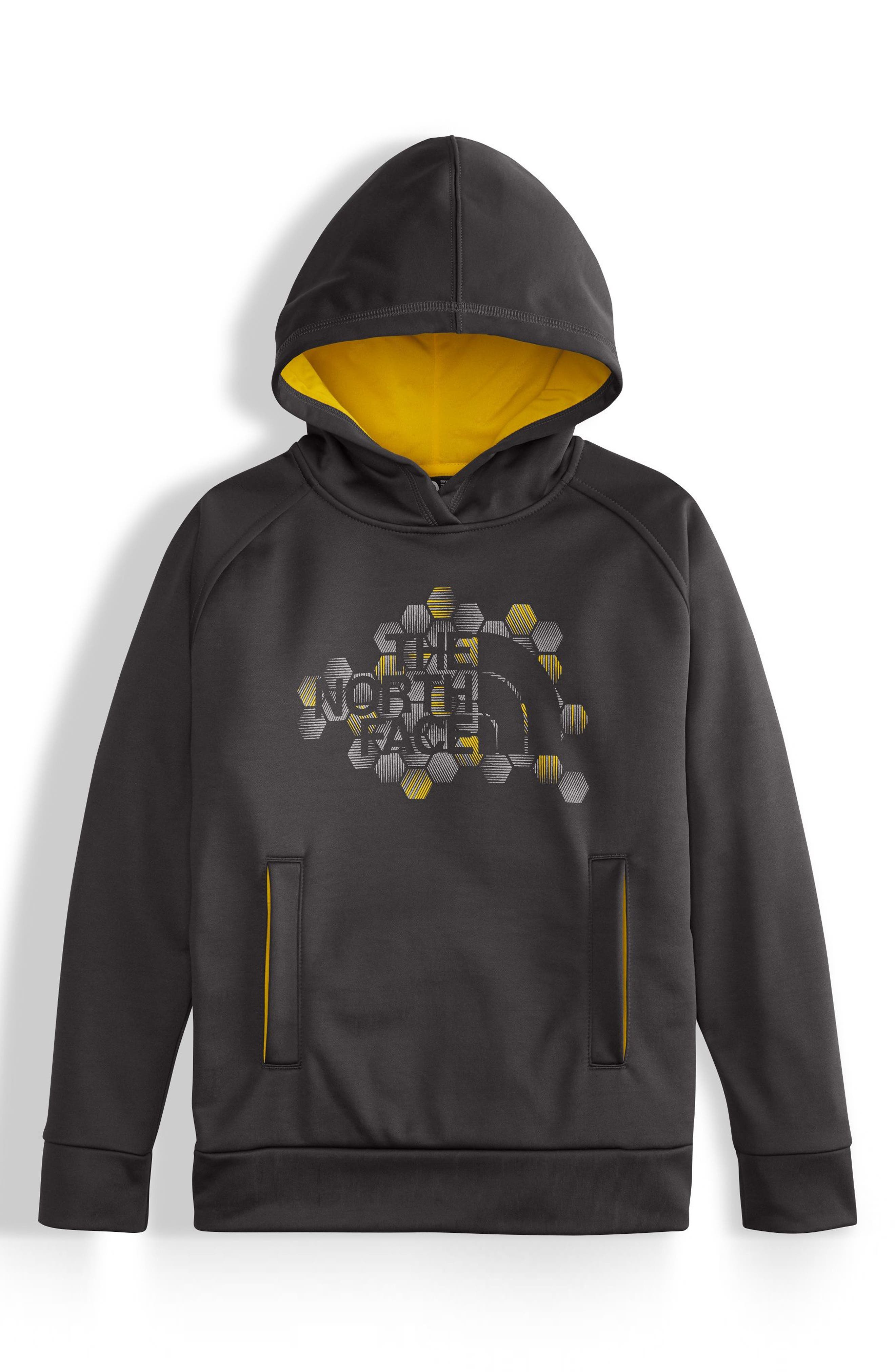 Alternate Image 2  - The North Face Surgent Hoodie (Big Boys)