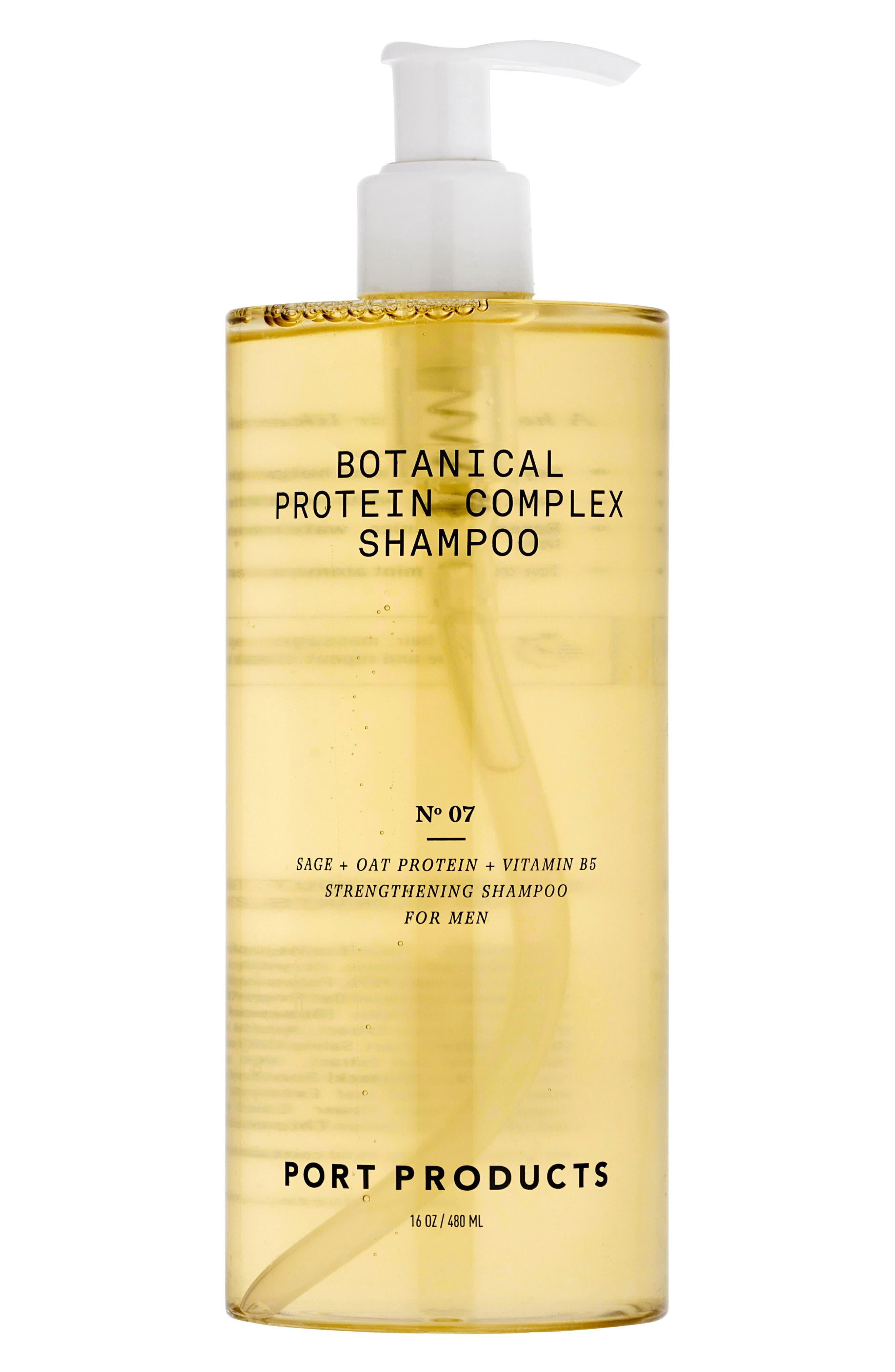 Botanical Protein Complex Shampoo,                             Main thumbnail 1, color,                             No Color
