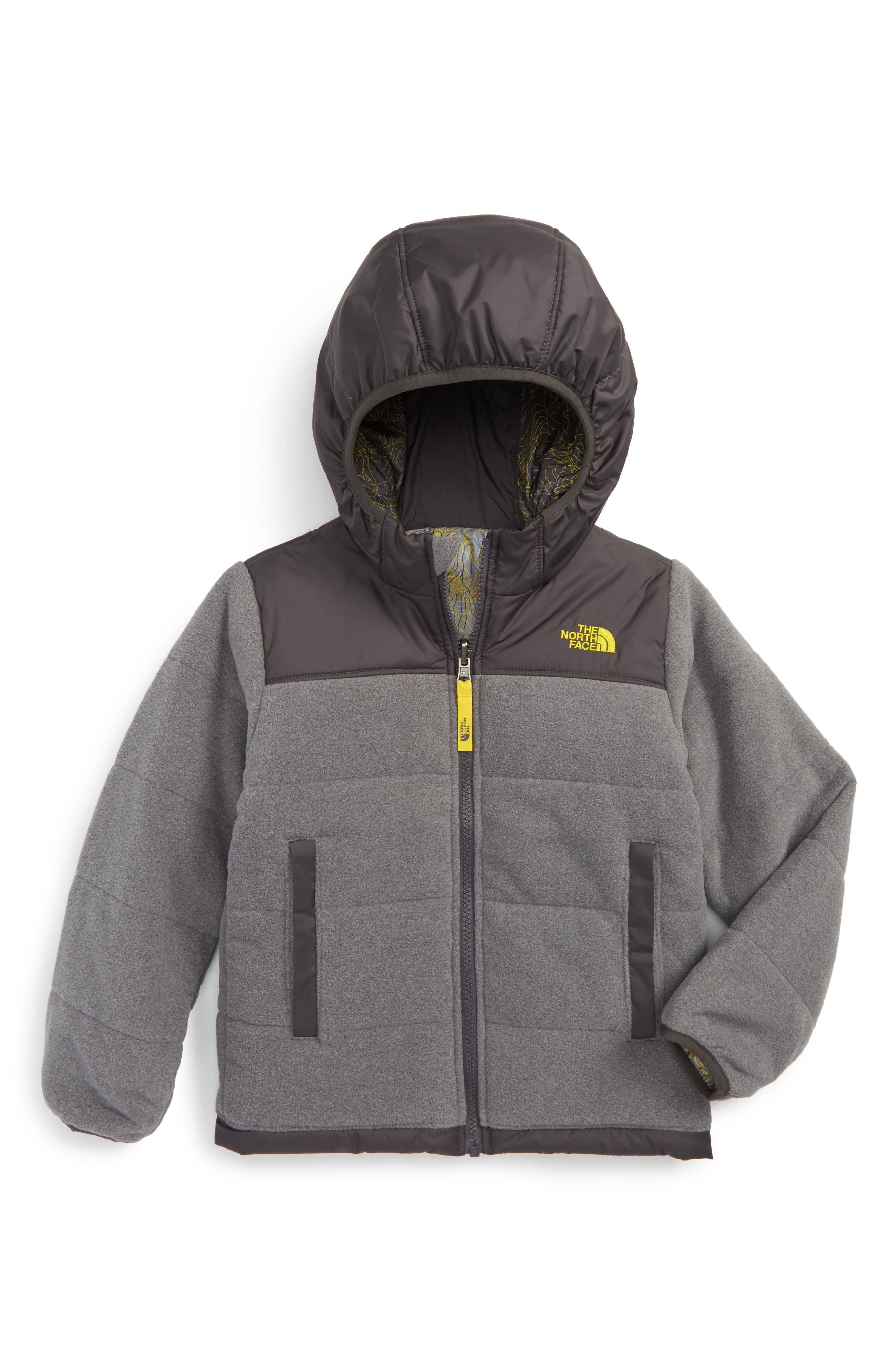Alternate Image 1 Selected - The North Face True or False Reversible Jacket (Toddler Boys & Little Boys)