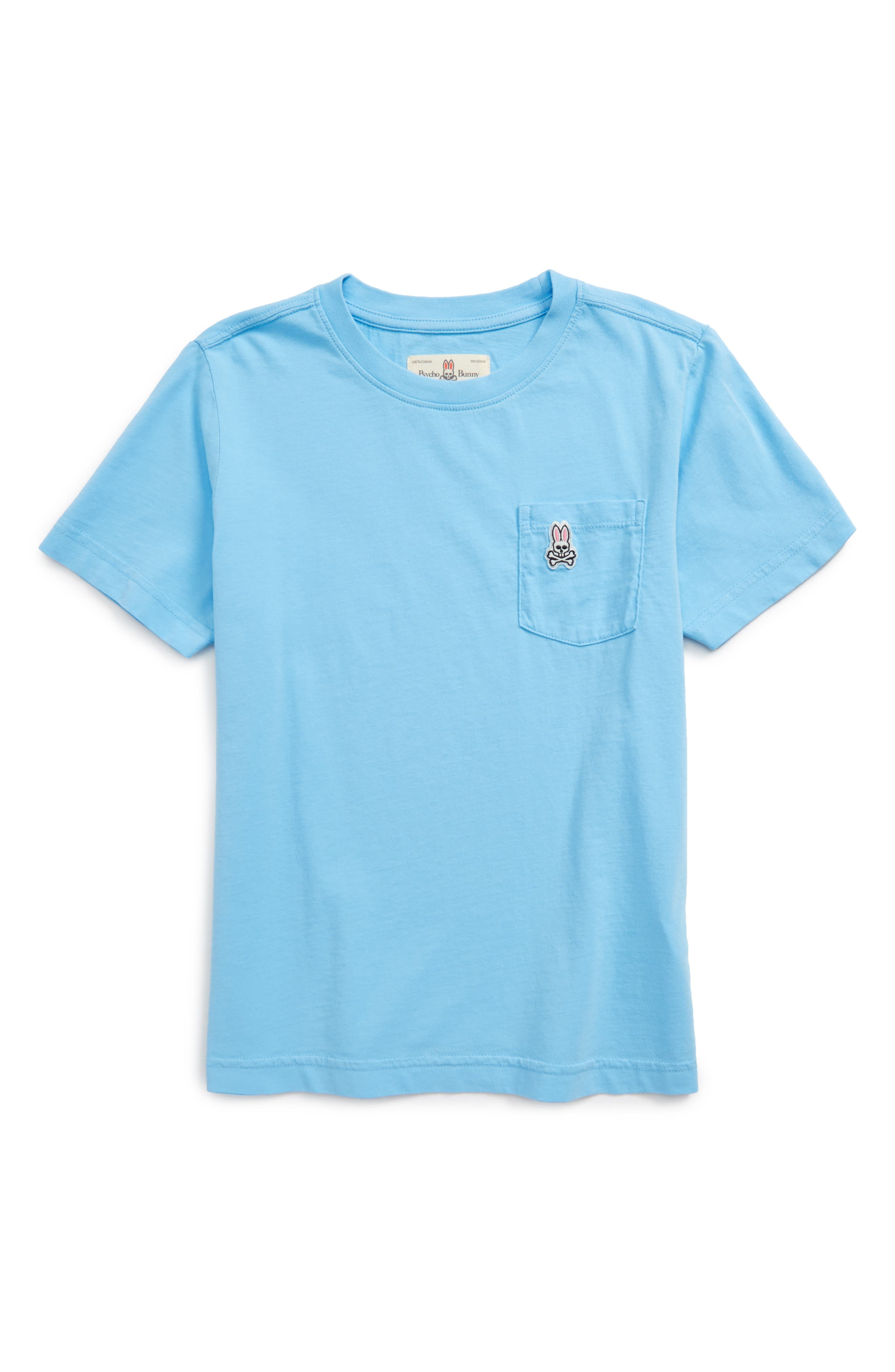 Psycho Bunny Langford Pocket T-Shirt (Little Boys & Big Boys)