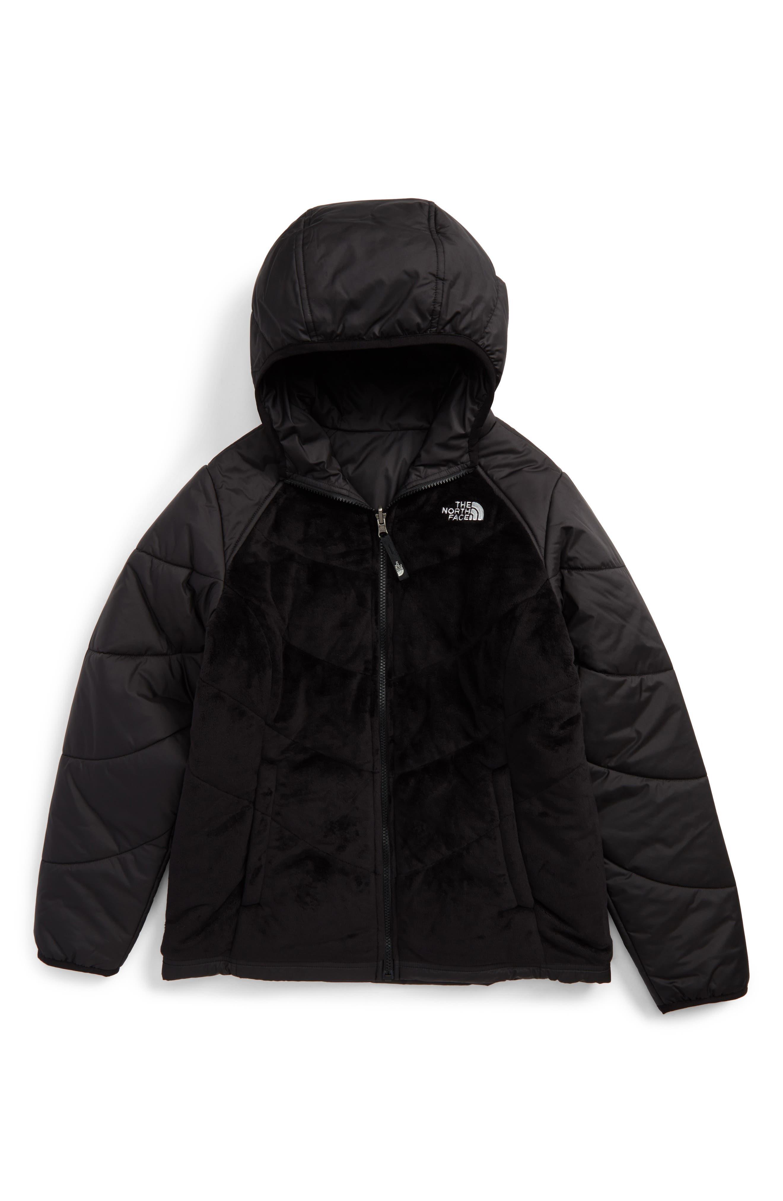Perseus Heatseeker<sup>™</sup> Insulated  Reversible Jacket,                             Main thumbnail 1, color,                             Black