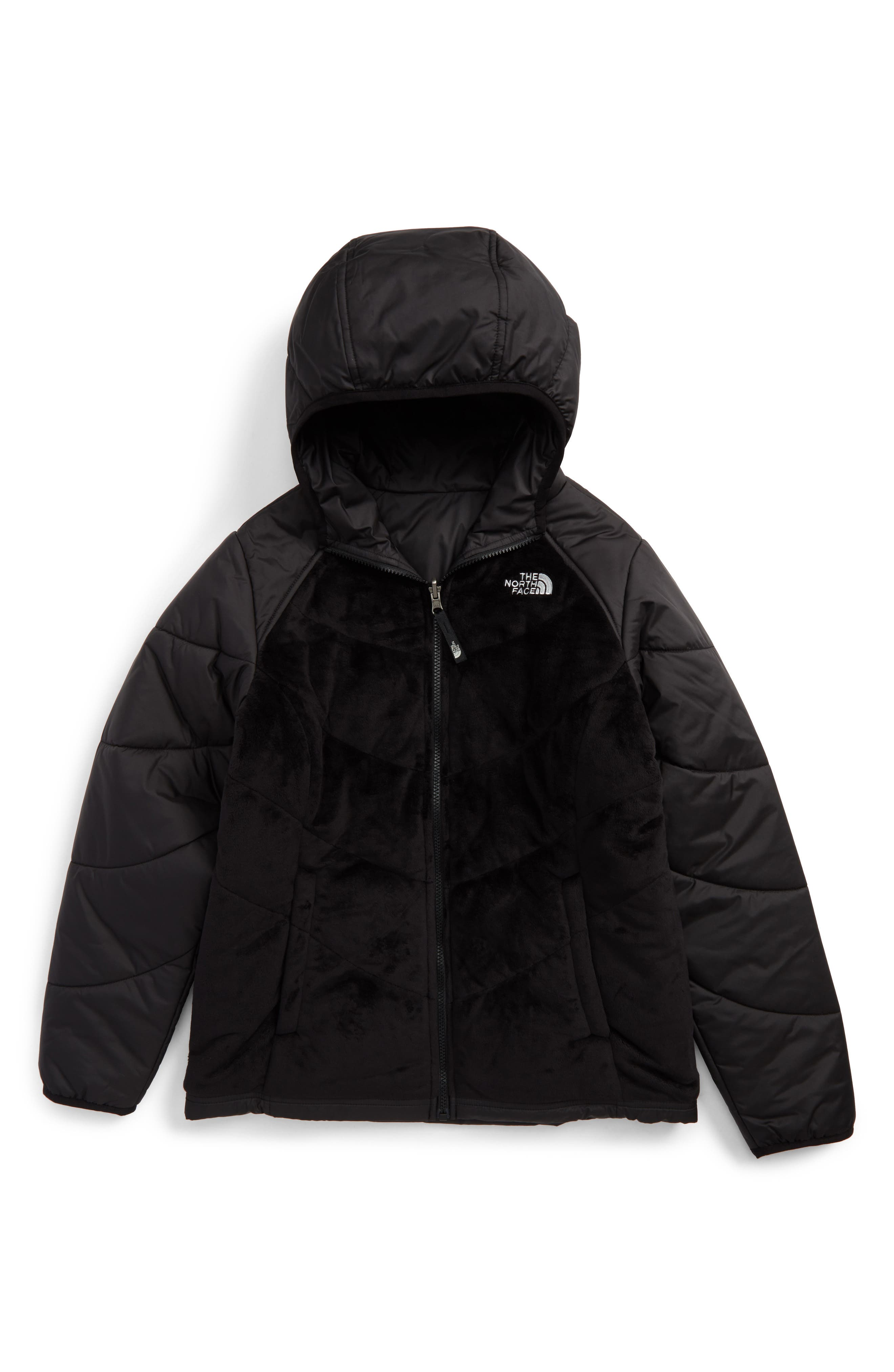 Perseus Heatseeker<sup>™</sup> Insulated  Reversible Jacket,                         Main,                         color, Black