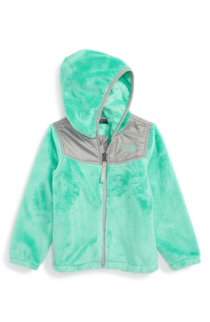 The North Face Oso Fleece Hoodie Toddler Girls Amp Little