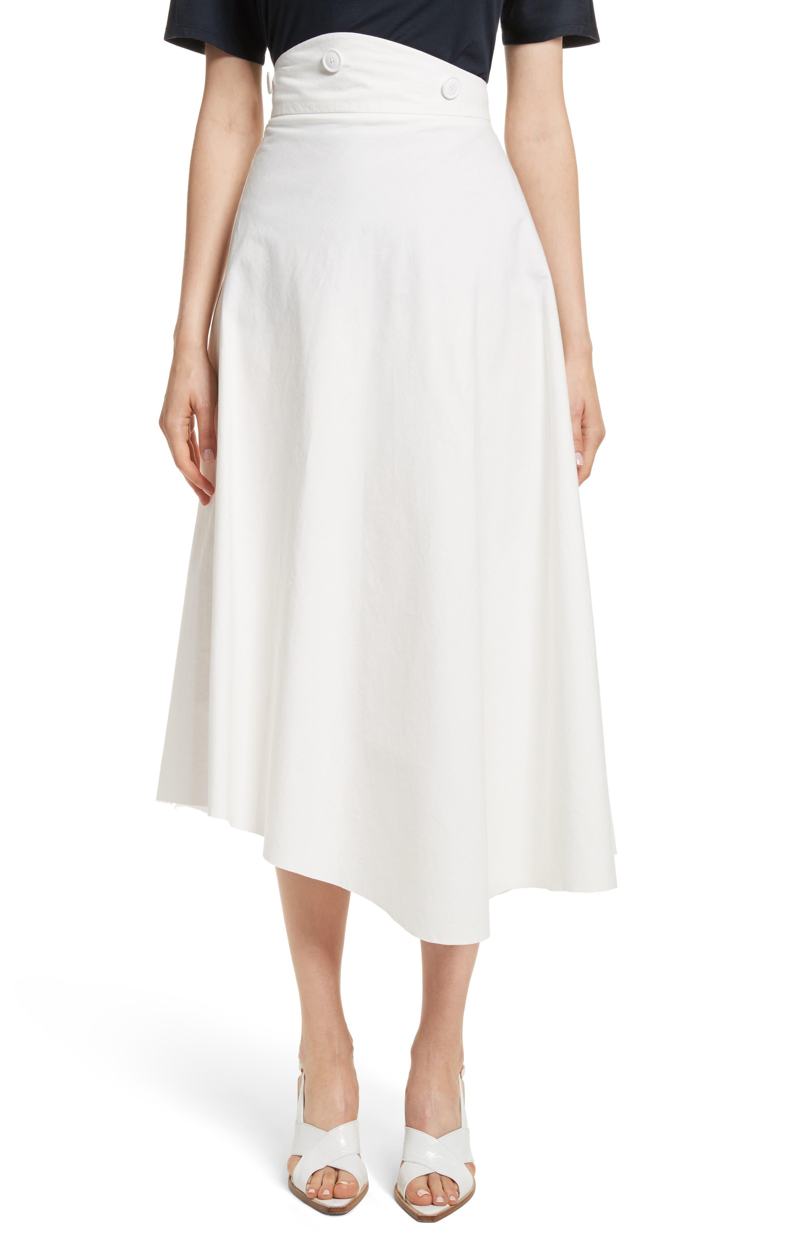 A.W.A.K.E. A-Line Skirt