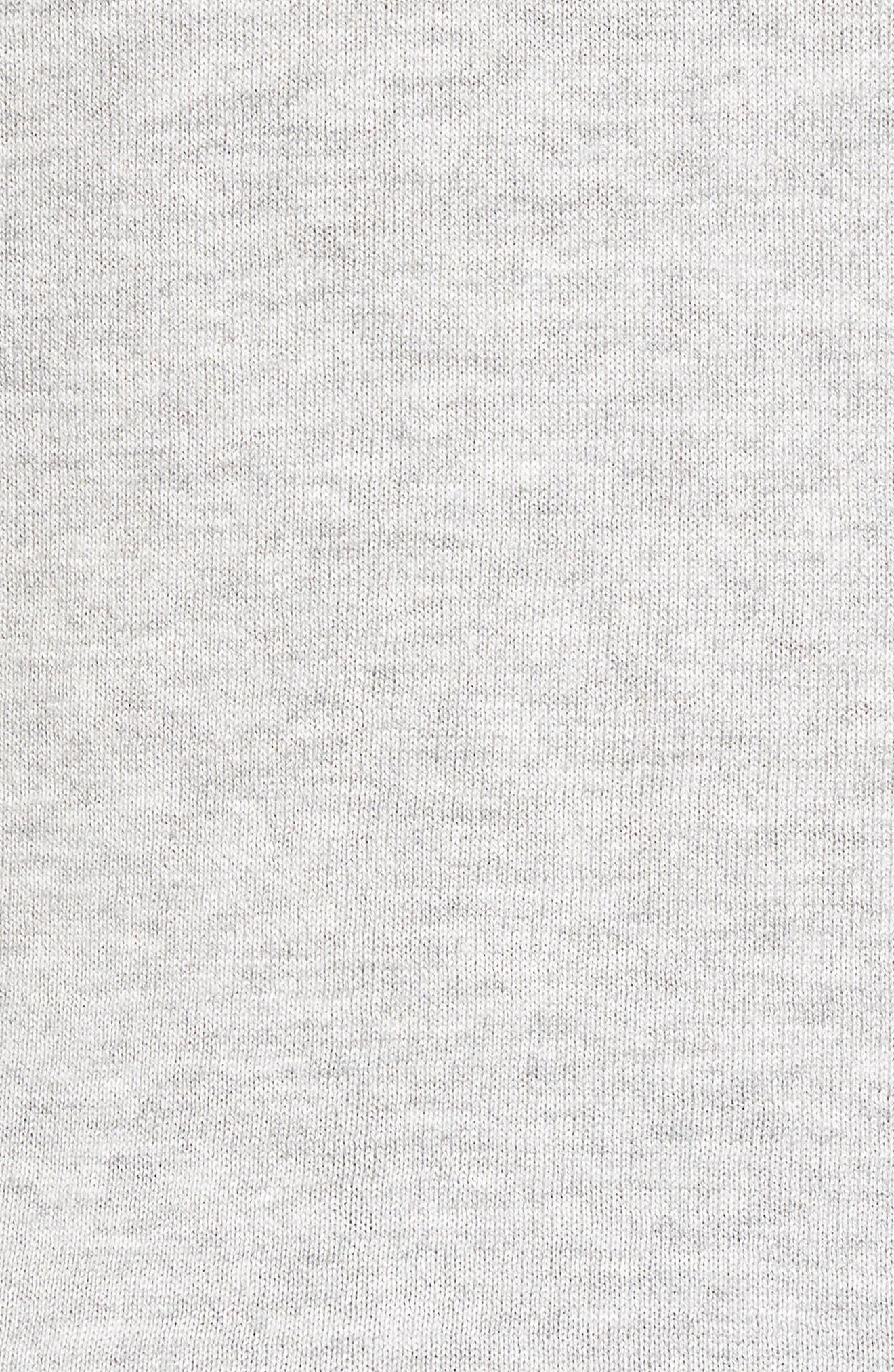 Alternate Image 5  - Vince CamutoZigzag Sweater (Regular & Petite)